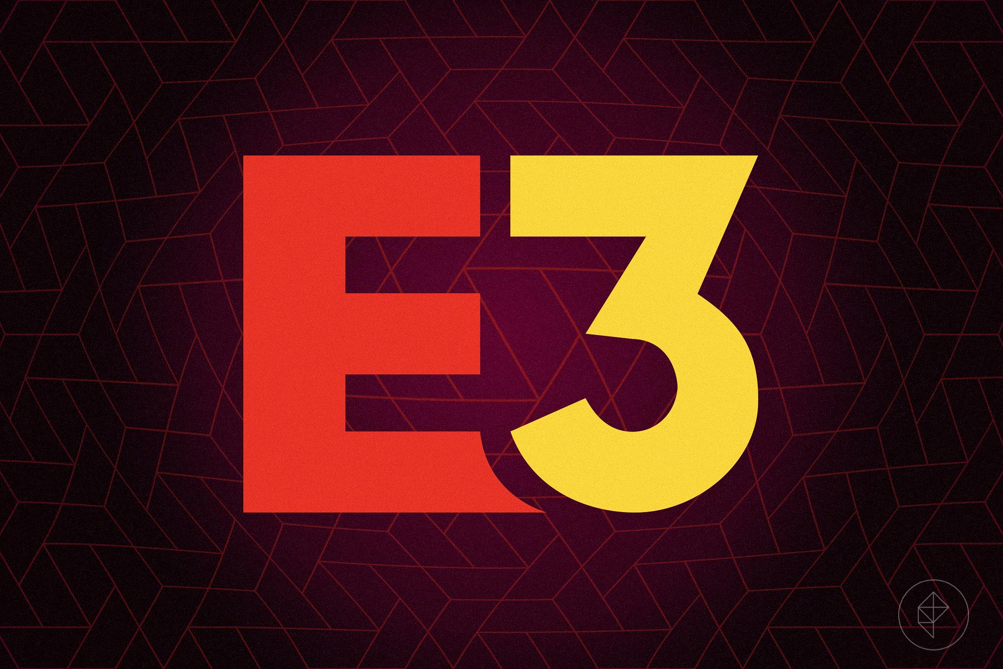 Artwork of the E3 logo