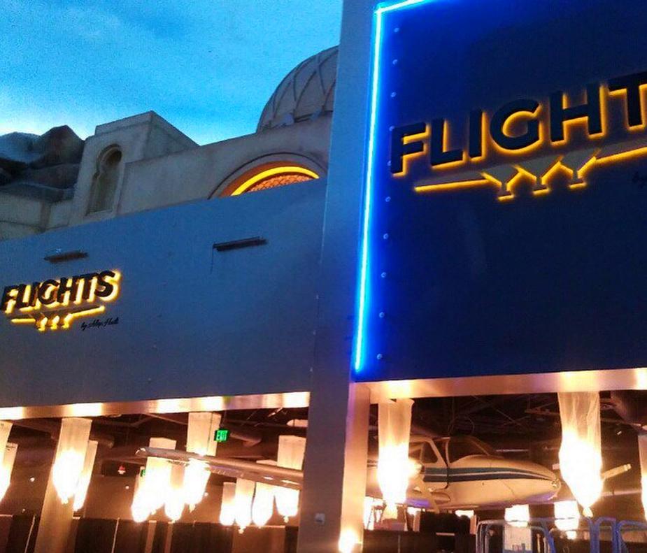Flights Las Vegas
