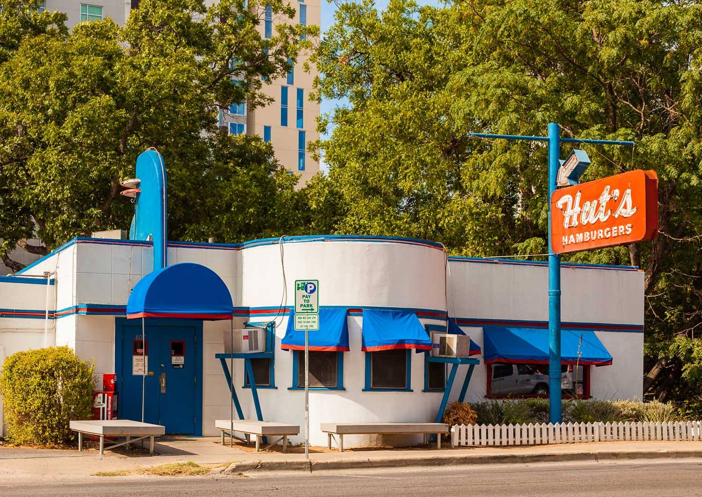 Hut's Hamburgers