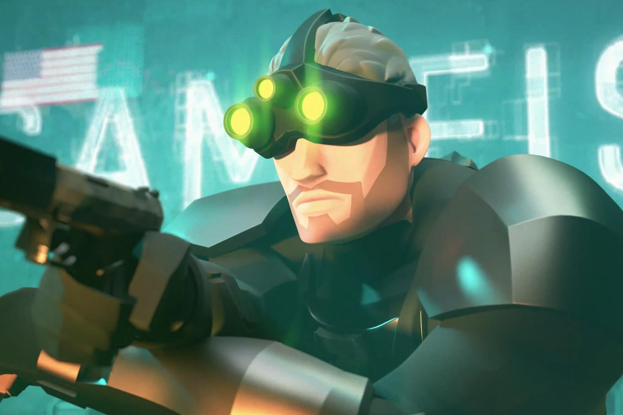 Tom Clancy's Elite Squad unites multiple Ubisoft franchises