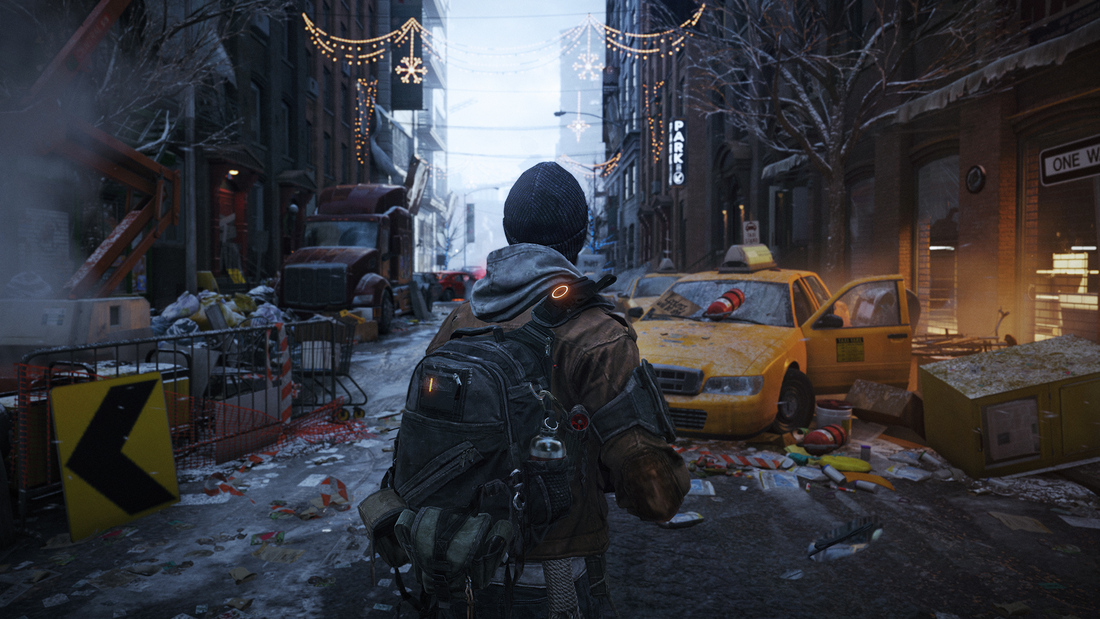 The Division movie is headed to Netflix with Jessica Chastain and Jake Gyllenhaal