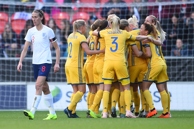 England Women v Sweden Women - International Friendly