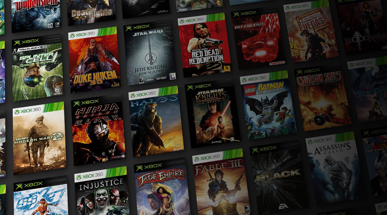 Microsoft announces final backward-compatible games coming to Xbox One