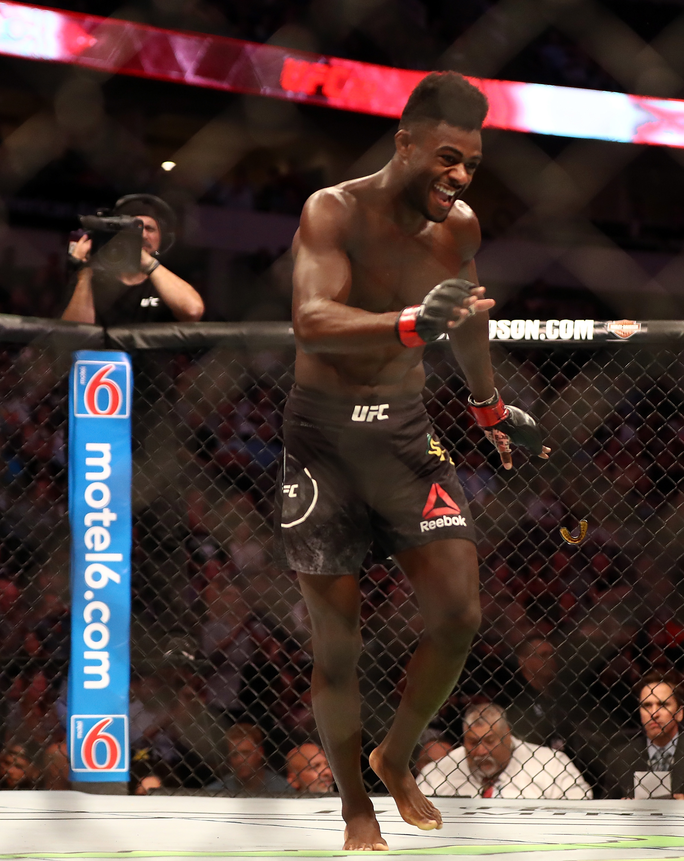UFC 228 Woodley v Till