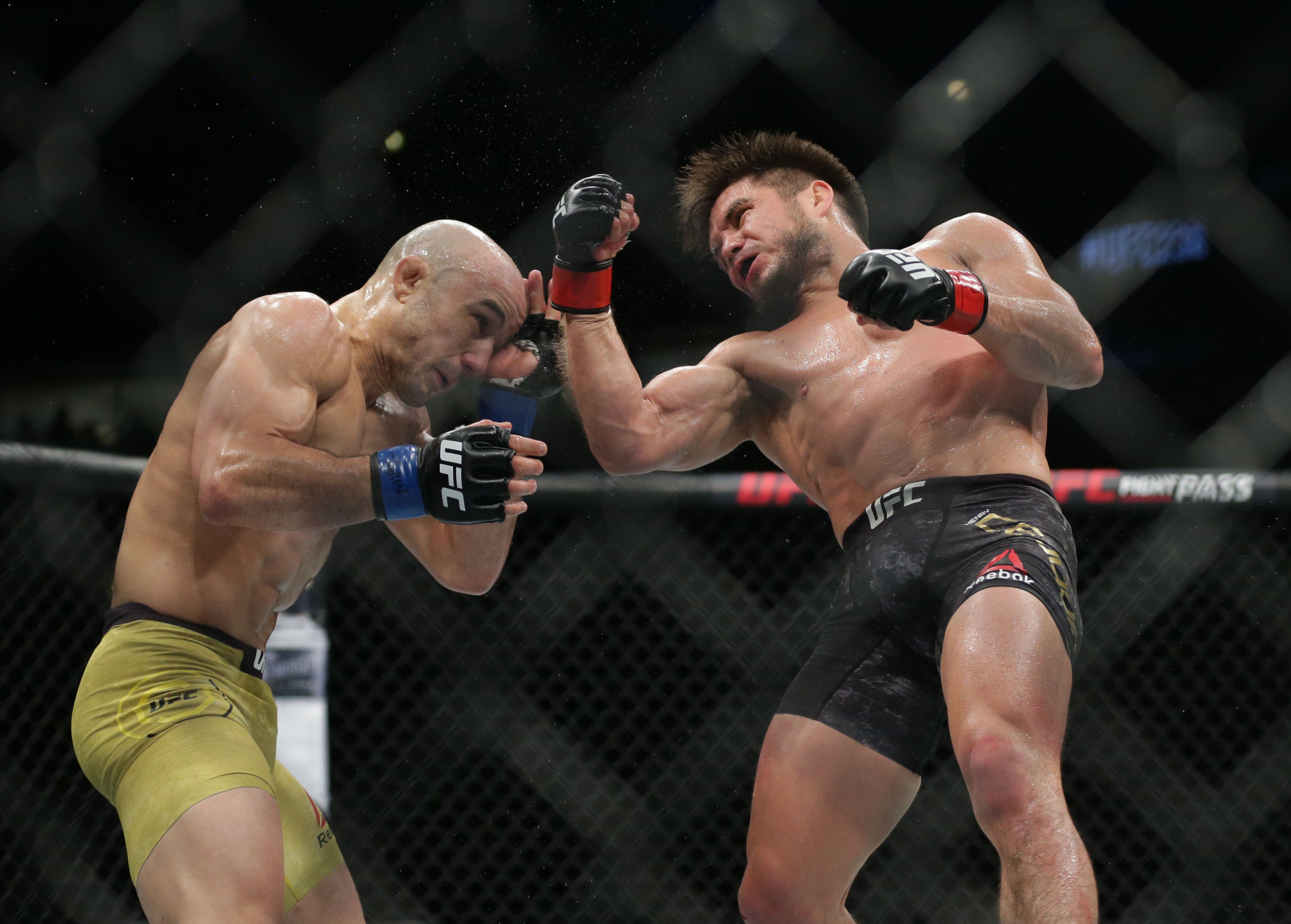 UFC 238 'Fight Motion' video: Watch Henry Cejudo take out