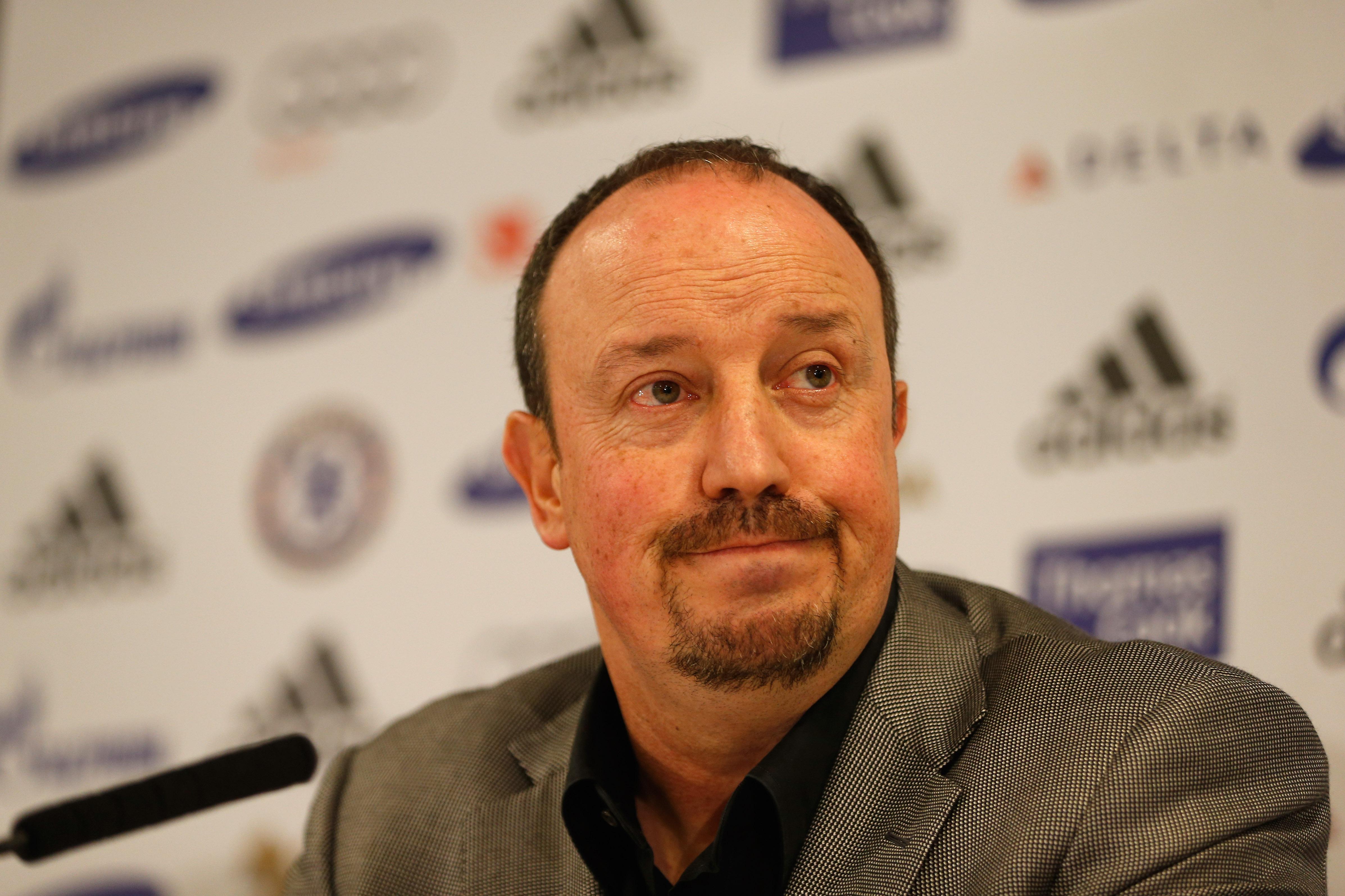 No truth in Rafa Benítez link to Chelsea — report