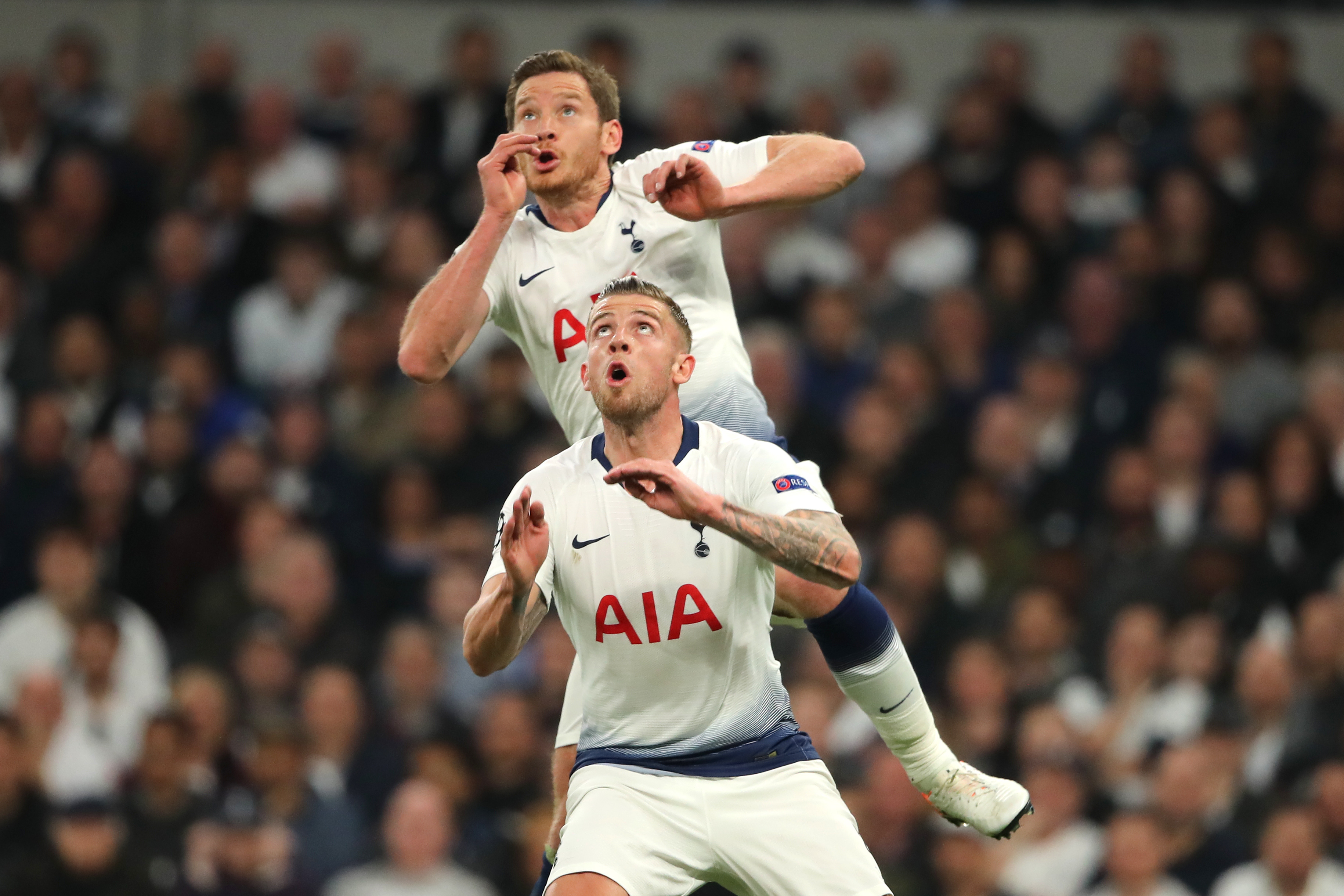 Vertonghen Champions League concussion scare could spark future rule changes