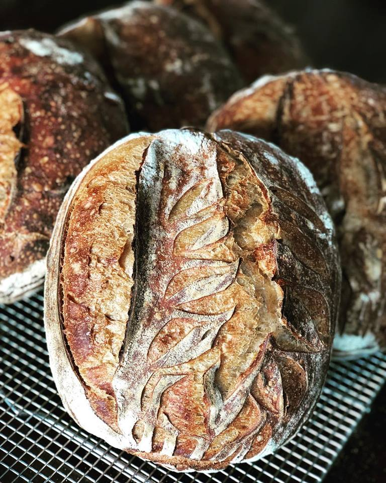 Bread from L'Oven