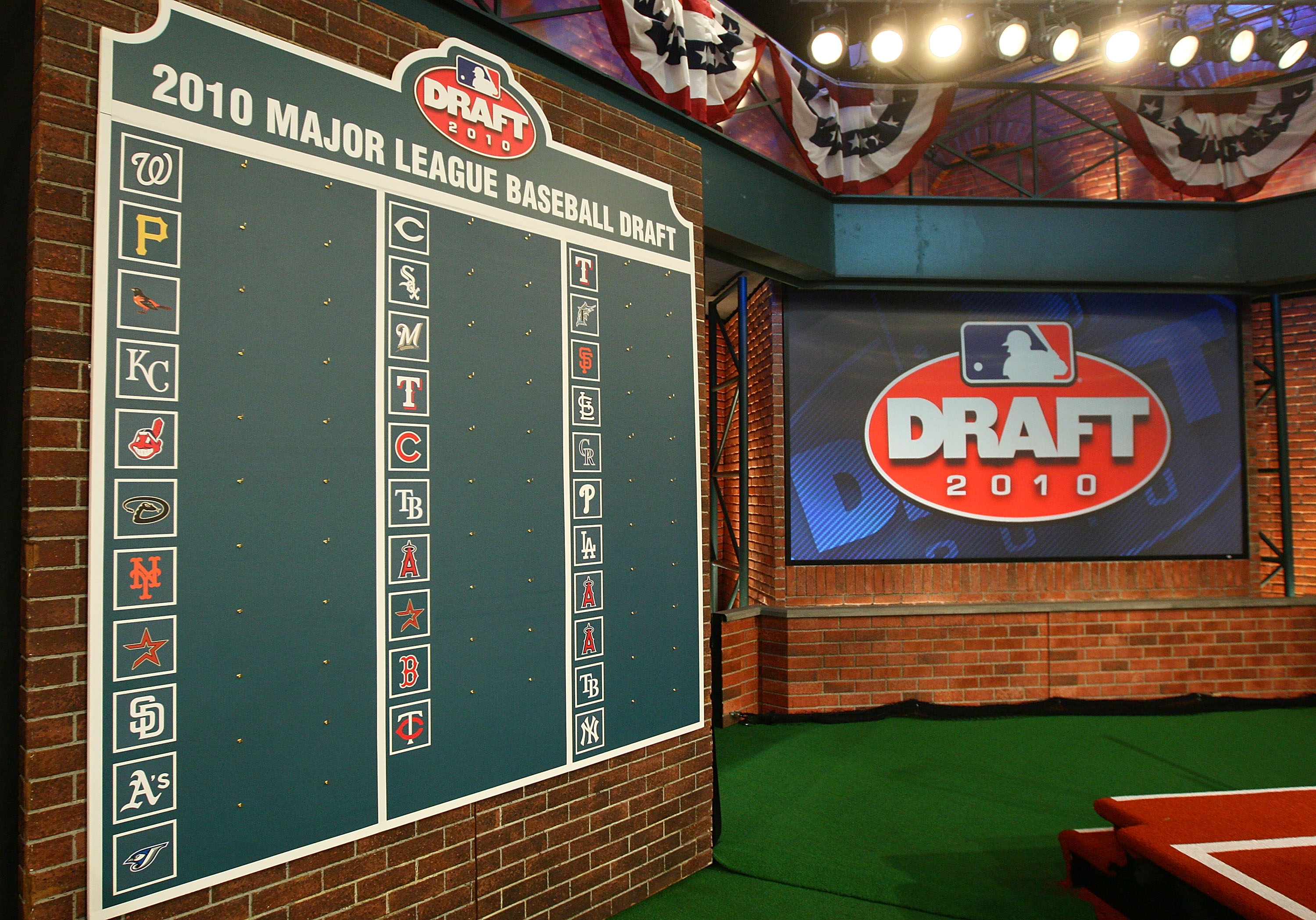 MLB First Year Player Draft