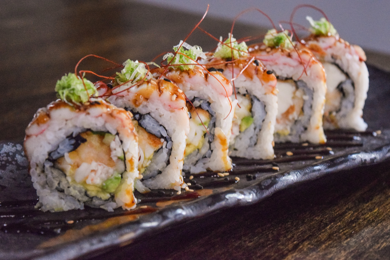 A Sushi and Sake Bar Lands on Alpharetta's Main Street This Summer