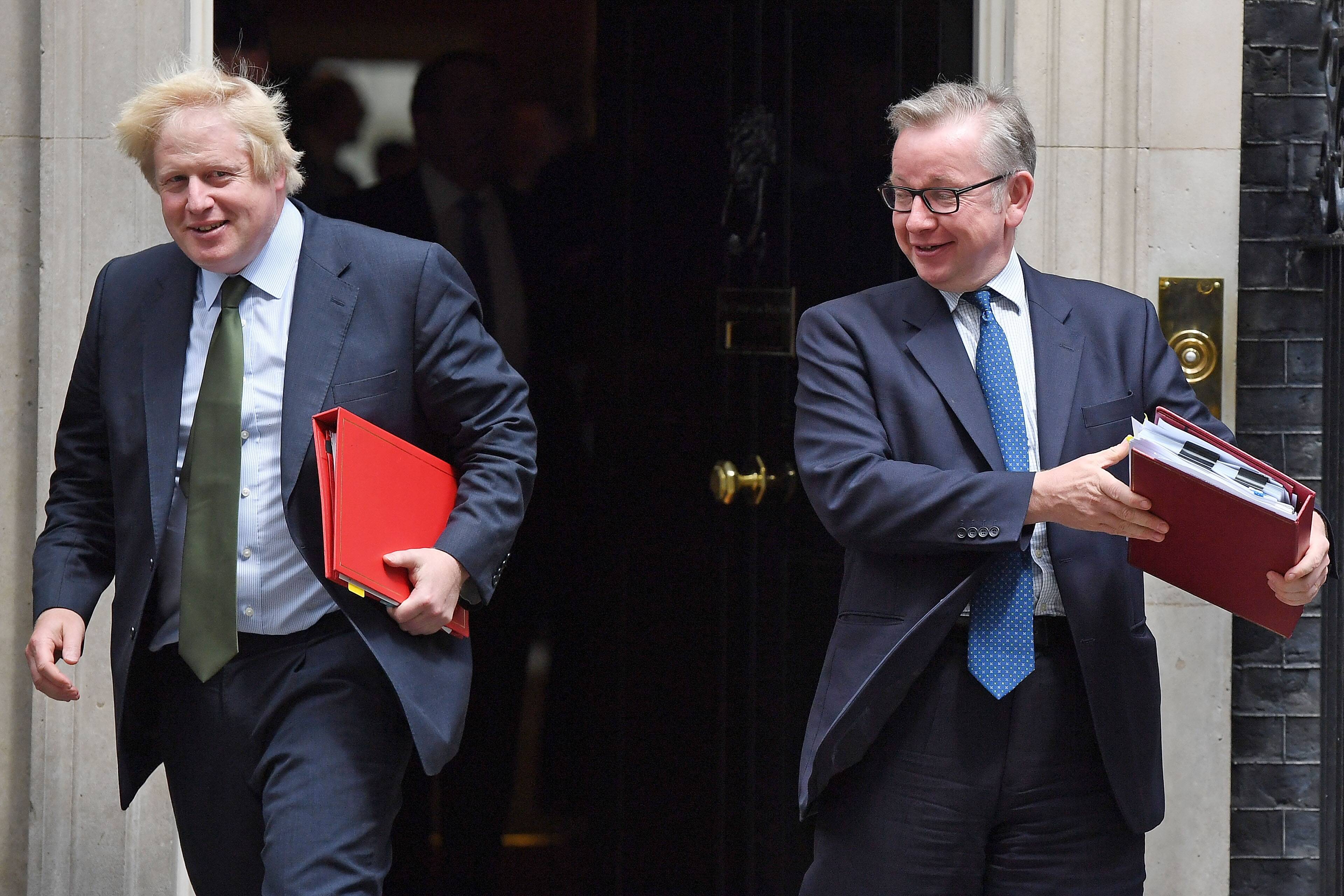 The race to be the next British prime minister, briefly explained