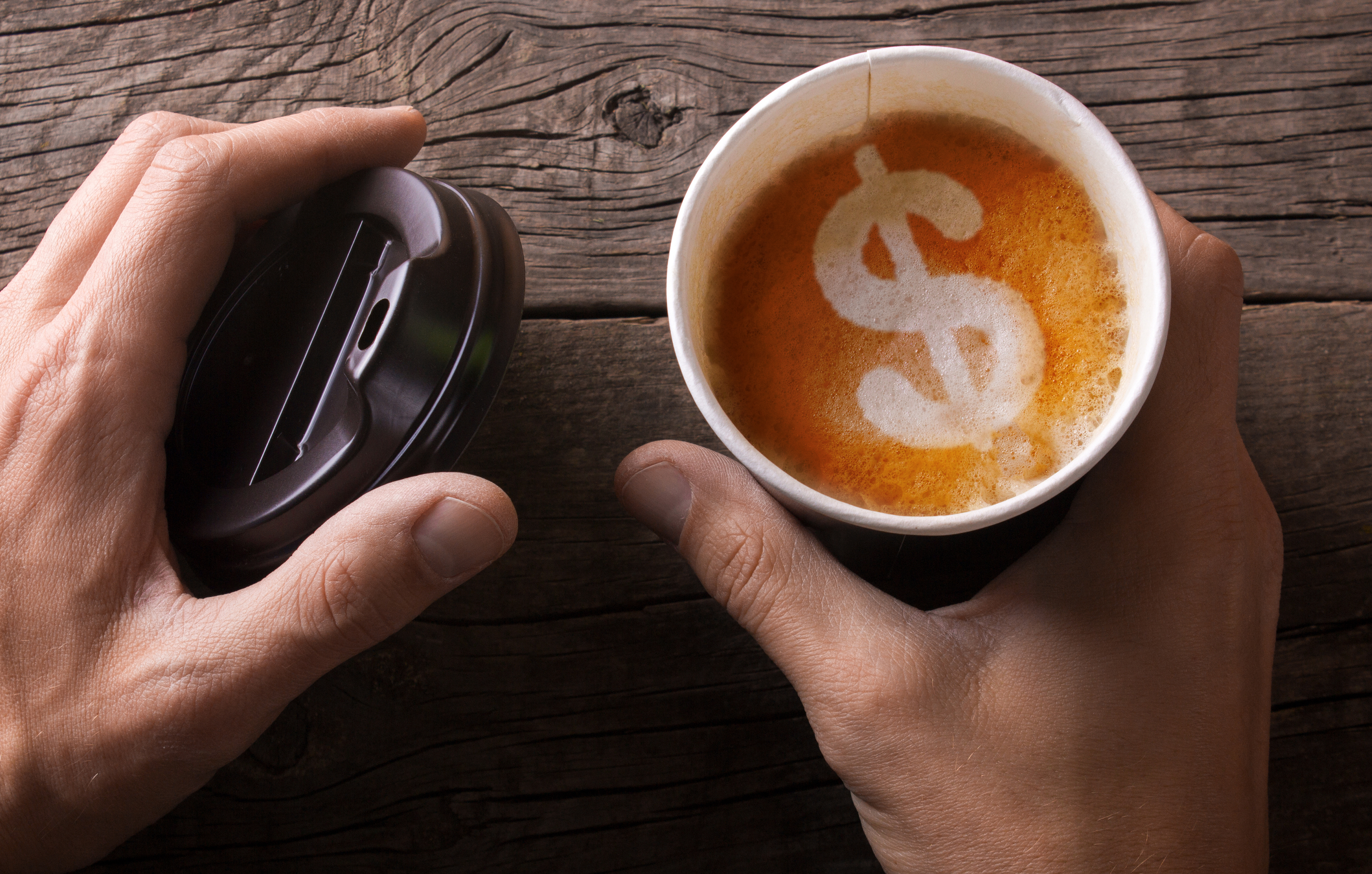 Save $1 Million by Forgoing Coffee and Joy of Any Kind in This Soulless World