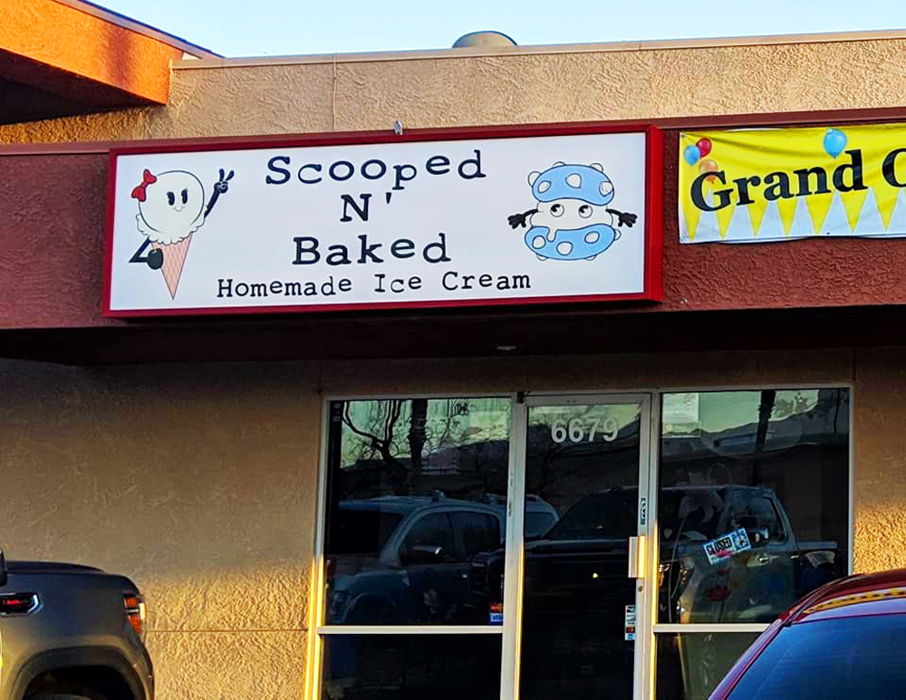 Scooped N Baked Brings Homemade Ice Cream to the Northwest