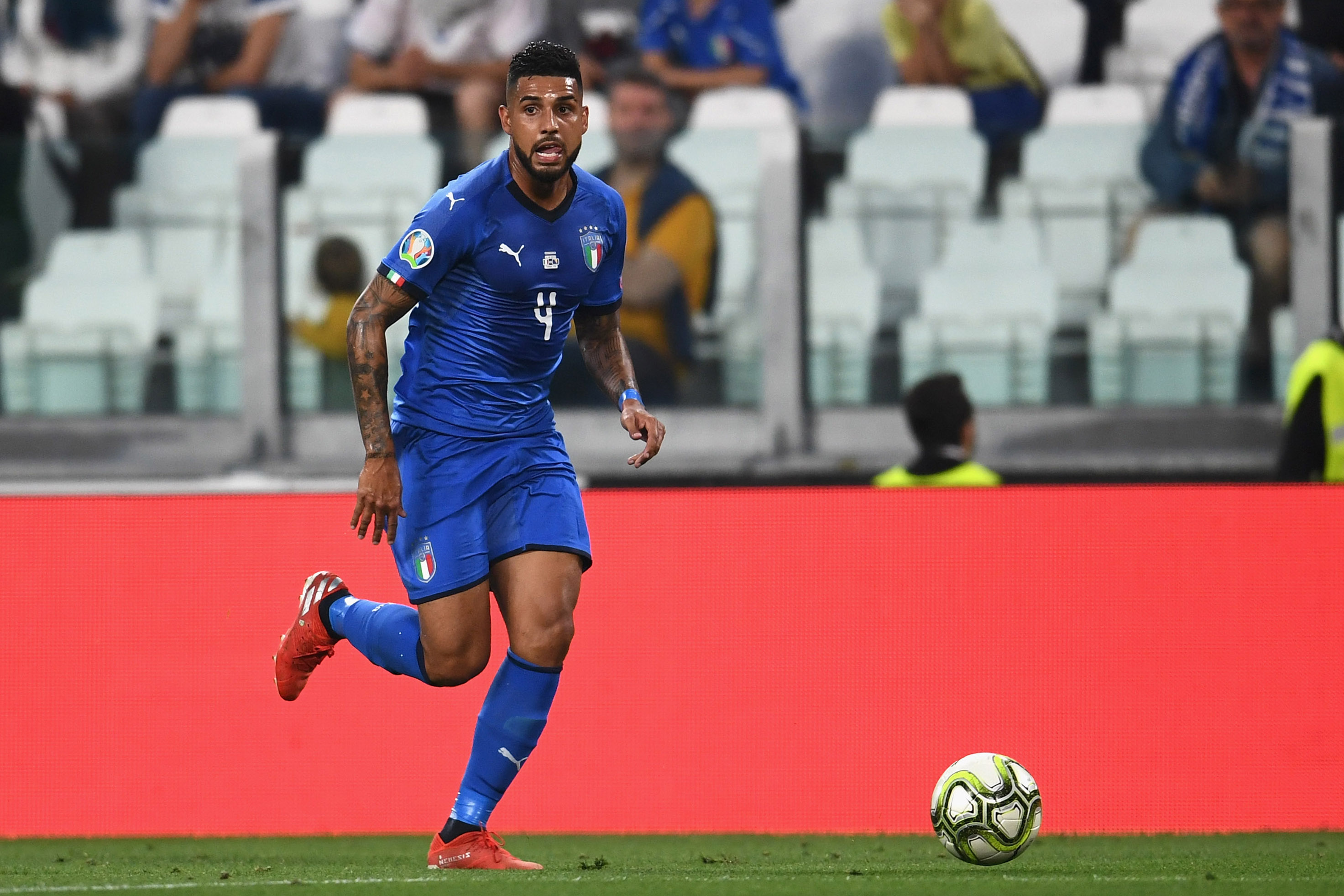 Emerson has no knowledge of any Juventus bid, still happy at Chelsea just like last week