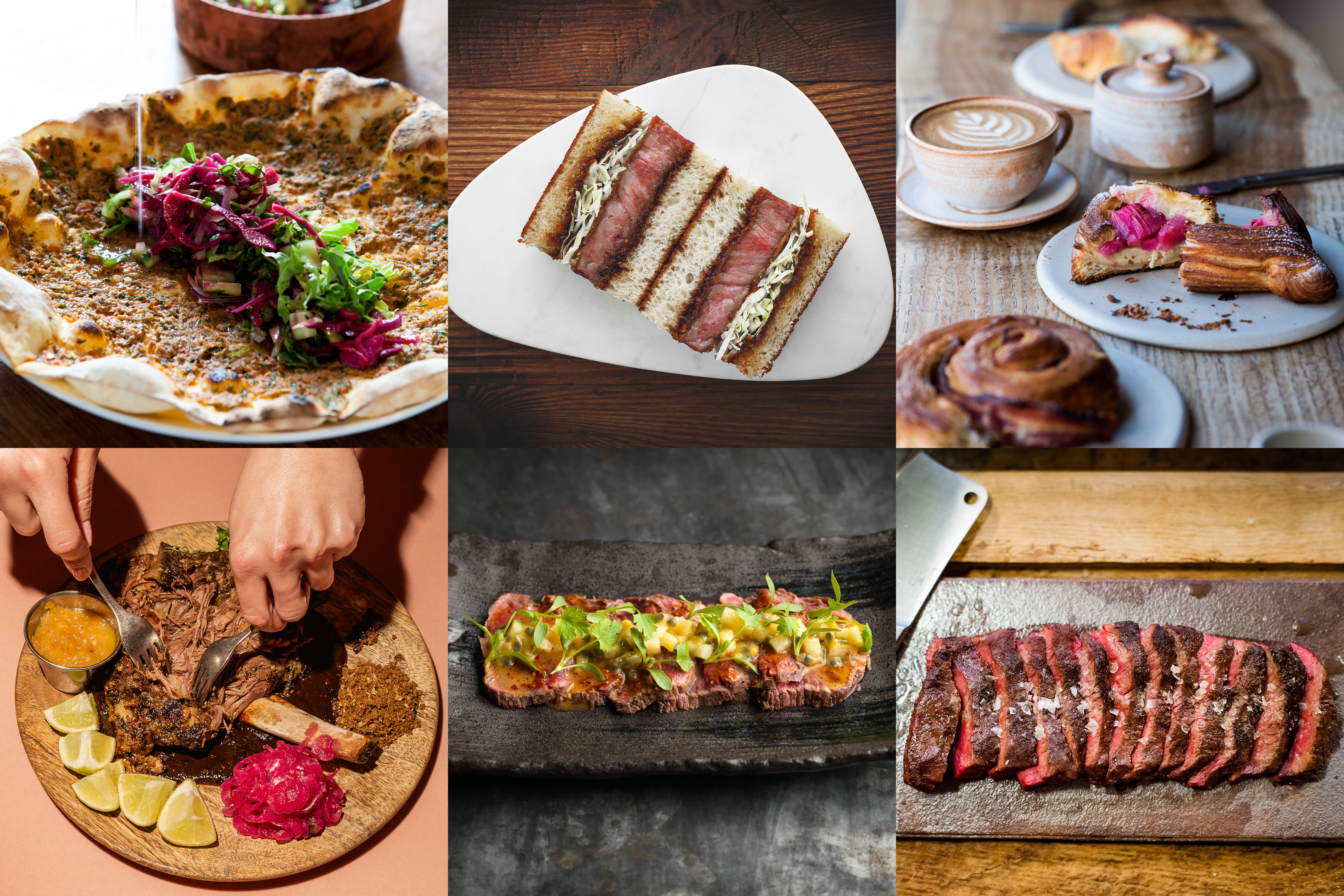 Arcade Food Theatre food hall at Centre Point brings some of London's best restaurants to Tottenham Court Road