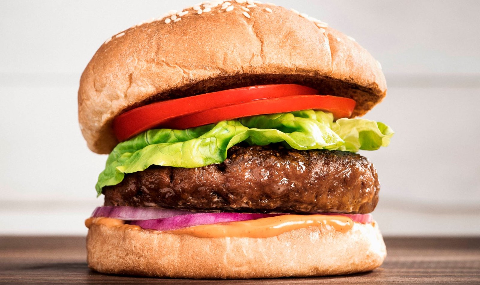 Beyond Meat's plant-based bleeding burger will soon be produced in Europe and is likely to head to UK restaurants