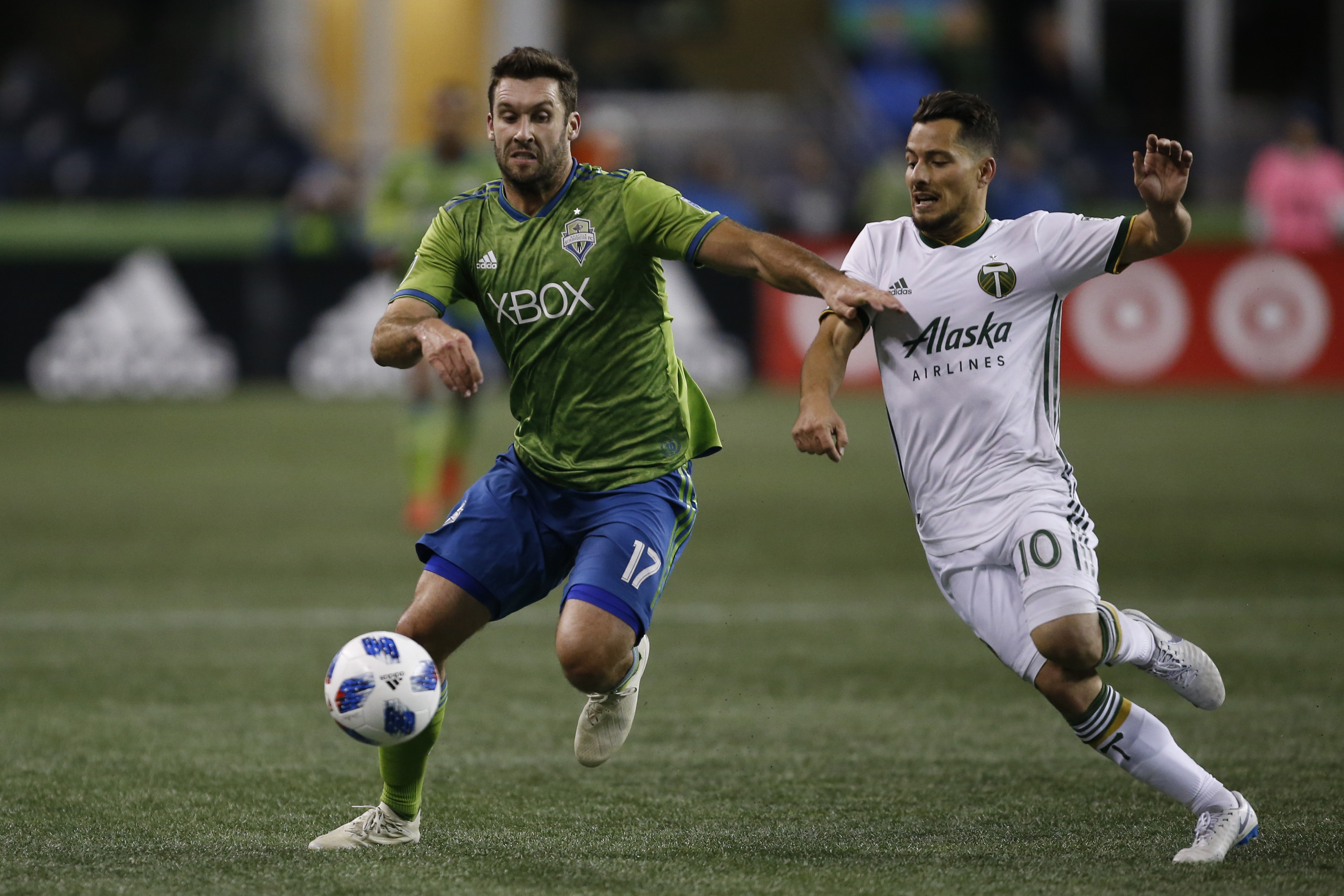 MLS: Western Conference Semifinal-Portland Timbers at Seattle Sounders FC