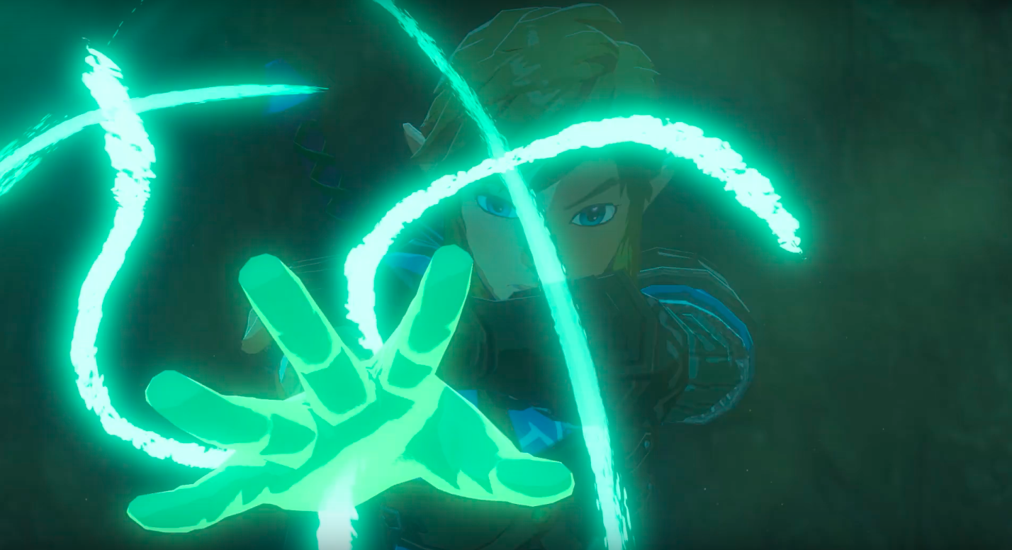 Breath of the Wild's concept art may give us a big clue about the sequel