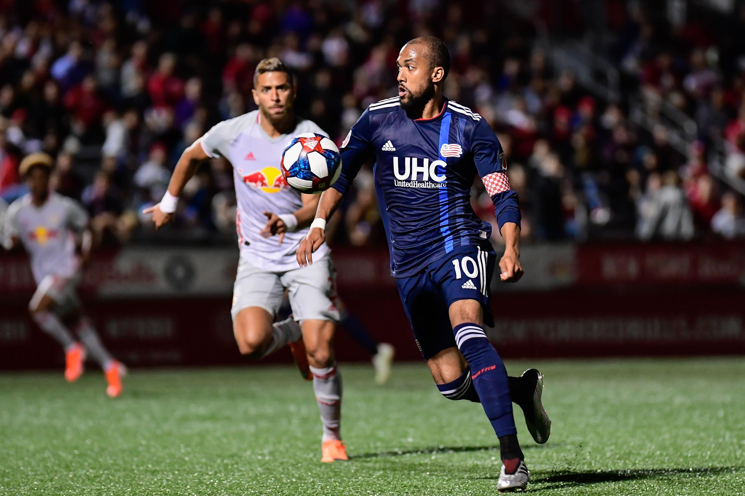 MLS: U.S. Open-New England Revolution at New York Red Bulls