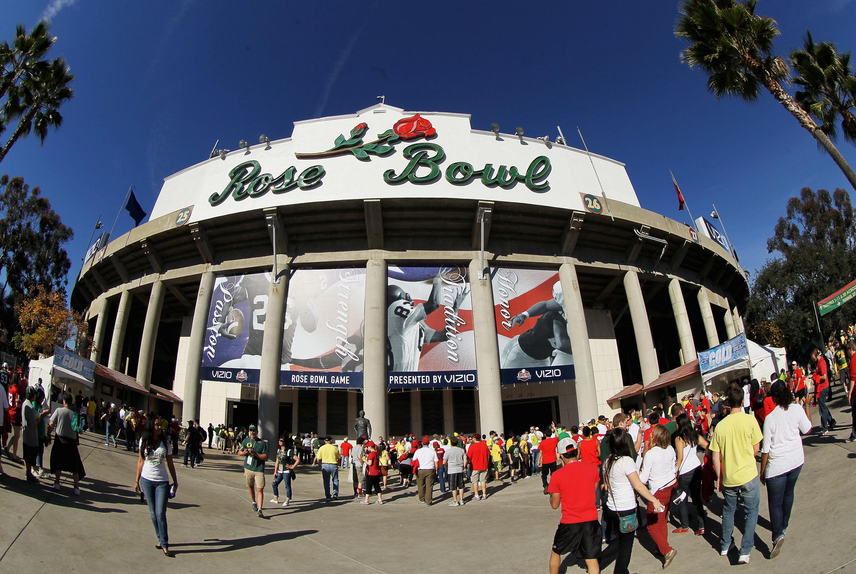 Rose Bowl Game presented by Vizio - Wisconsin v Oregon