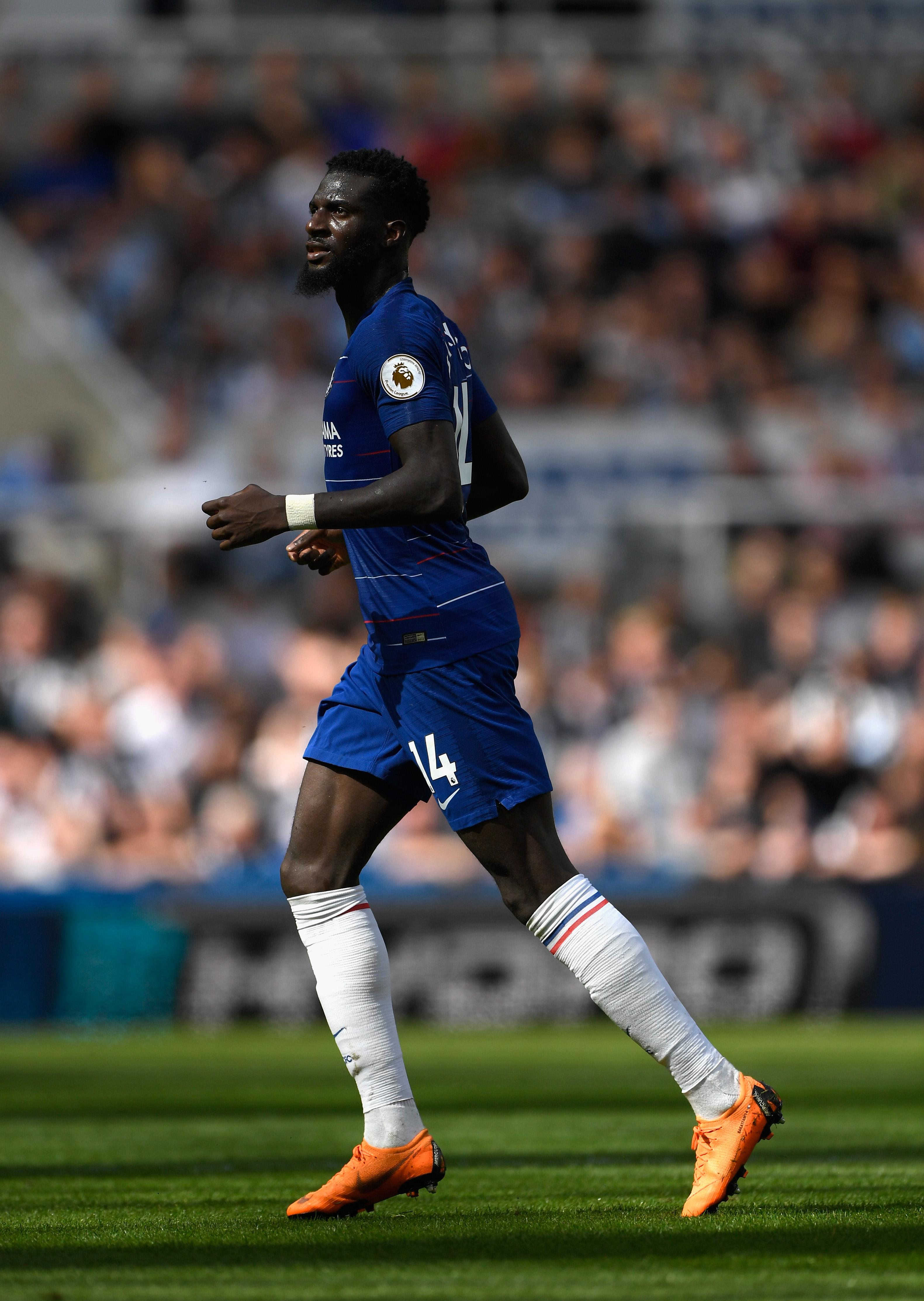Sevilla want Tiémoué Bakayoko on loan — report