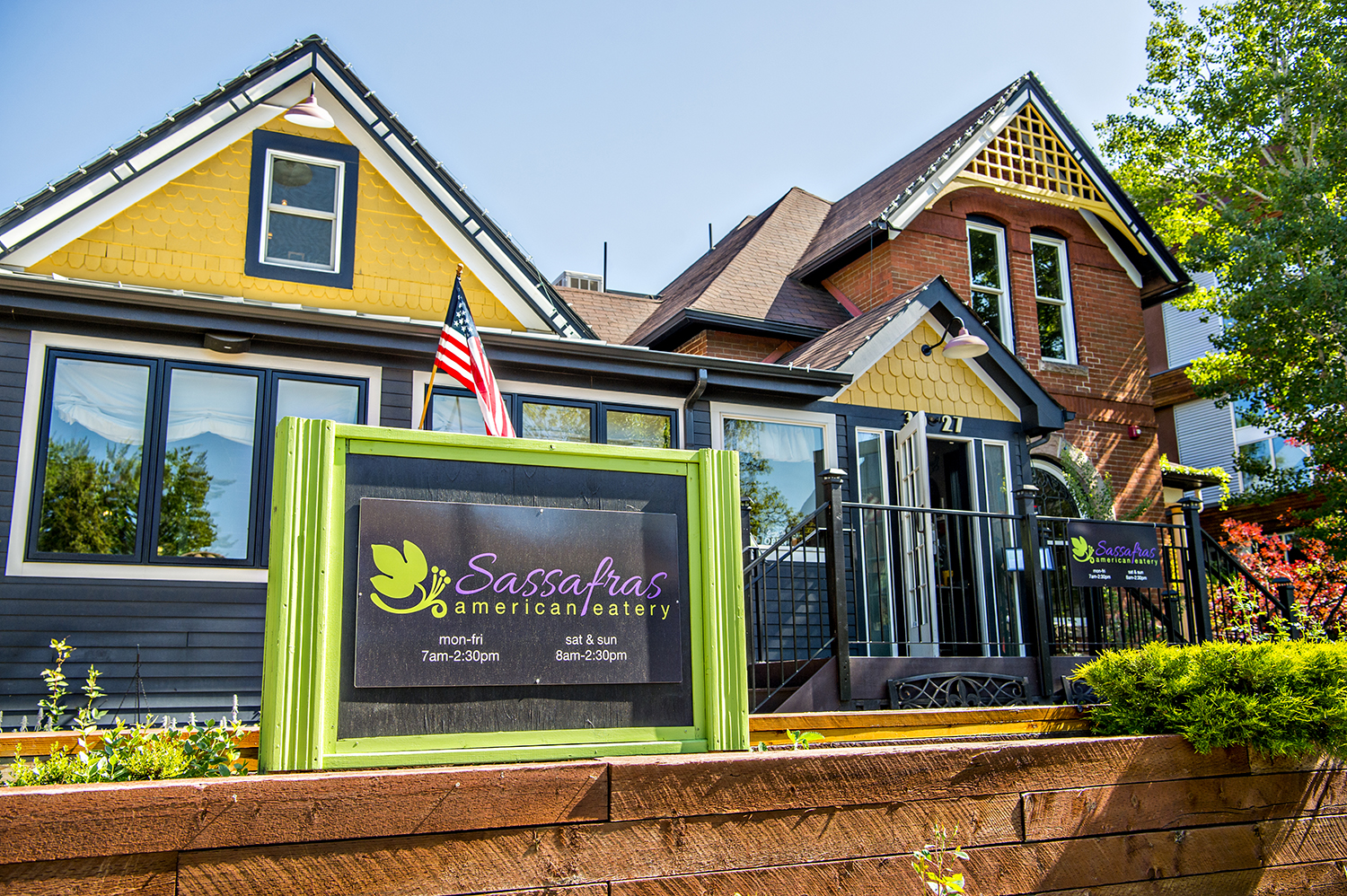 Get Lost Inside the Newest Location of Sassafras