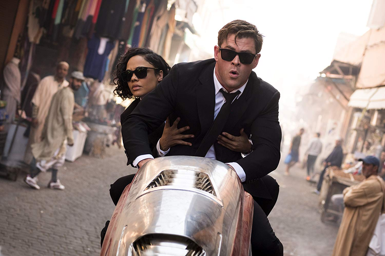 Men in Black: International is charming and fun but squanders the chance to tell a richer story