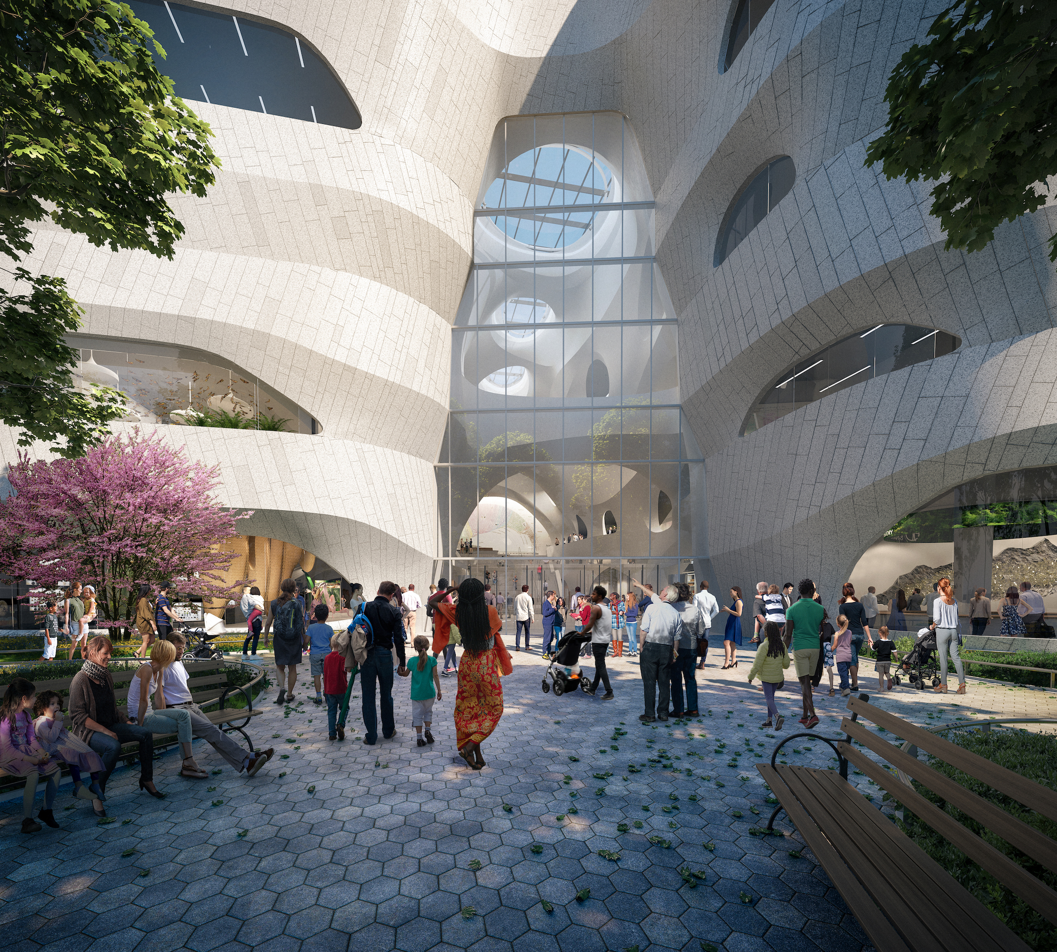 American Museum of Natural History finally breaks ground on long-planned expansion