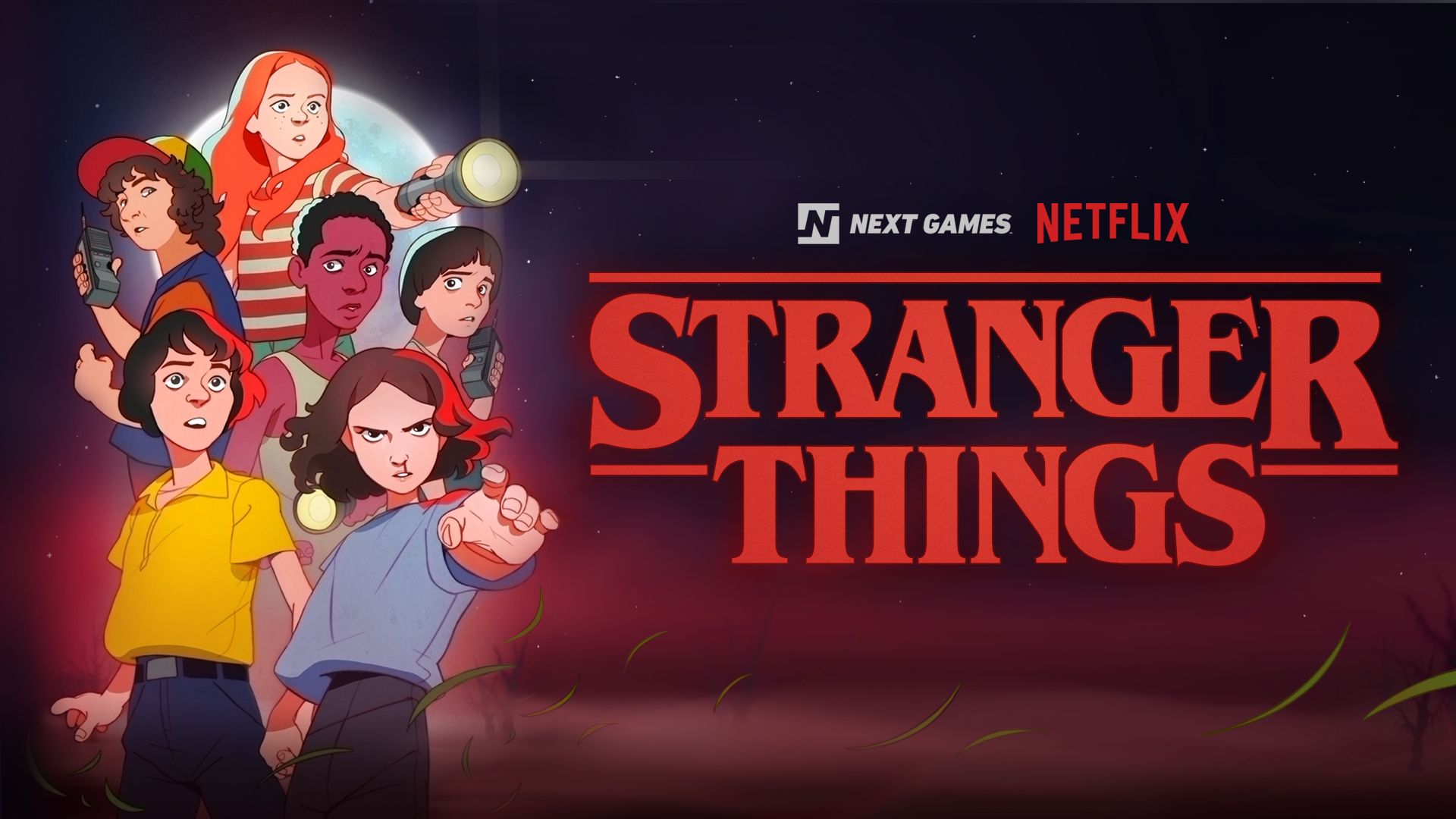 Stranger Things RPG to arrive on mobile in 2020