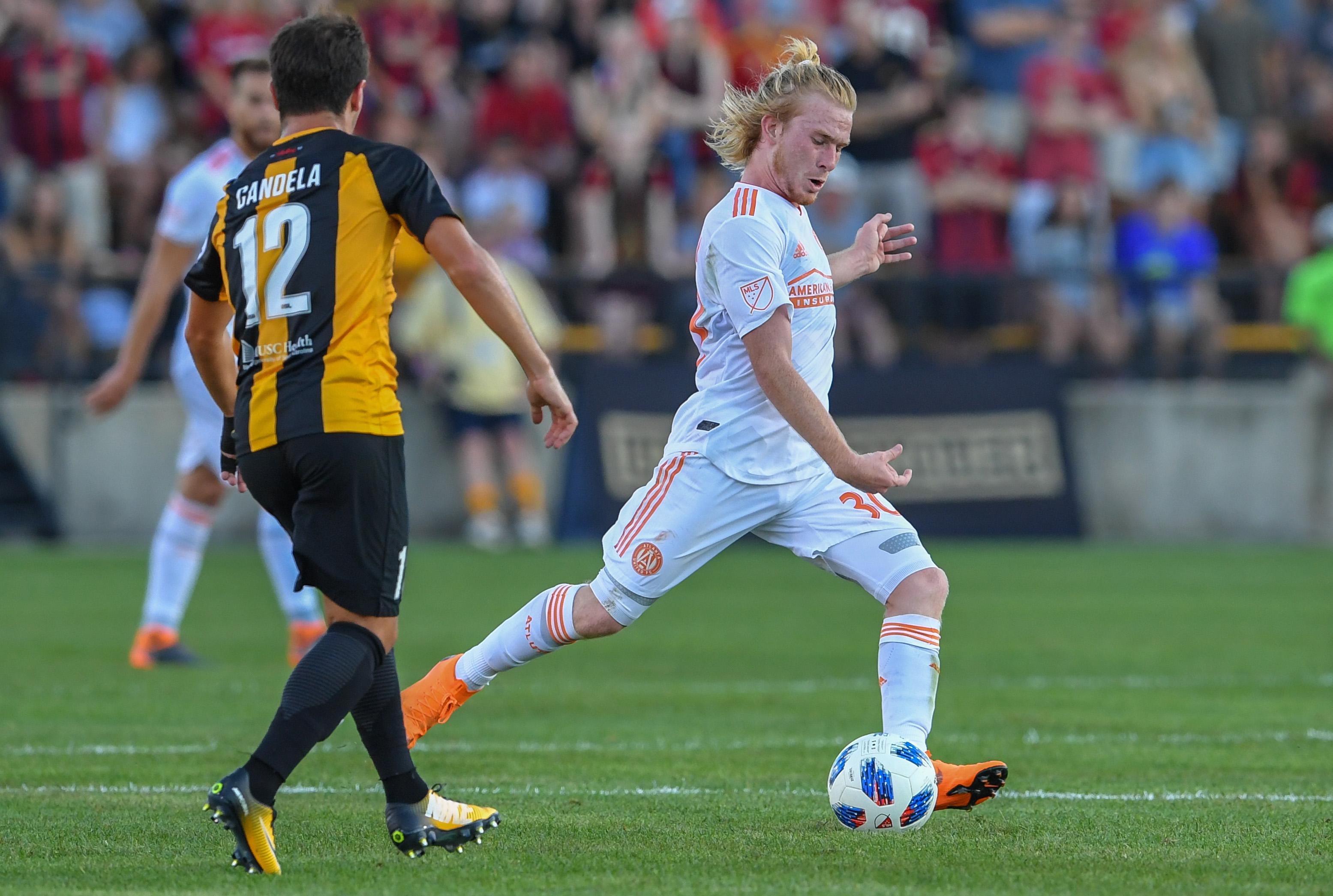 MLS: U.S. Open Cup-Charleston Battery vs Atlanta United FC