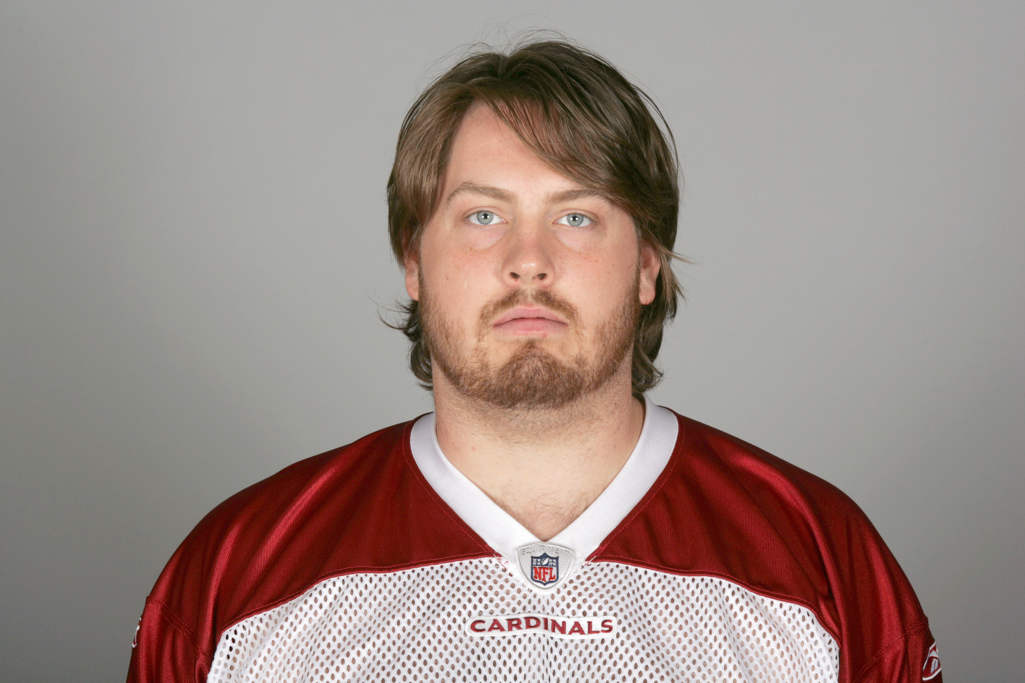 Arizona Cardinals 2011 Headshots, Brad Thorson