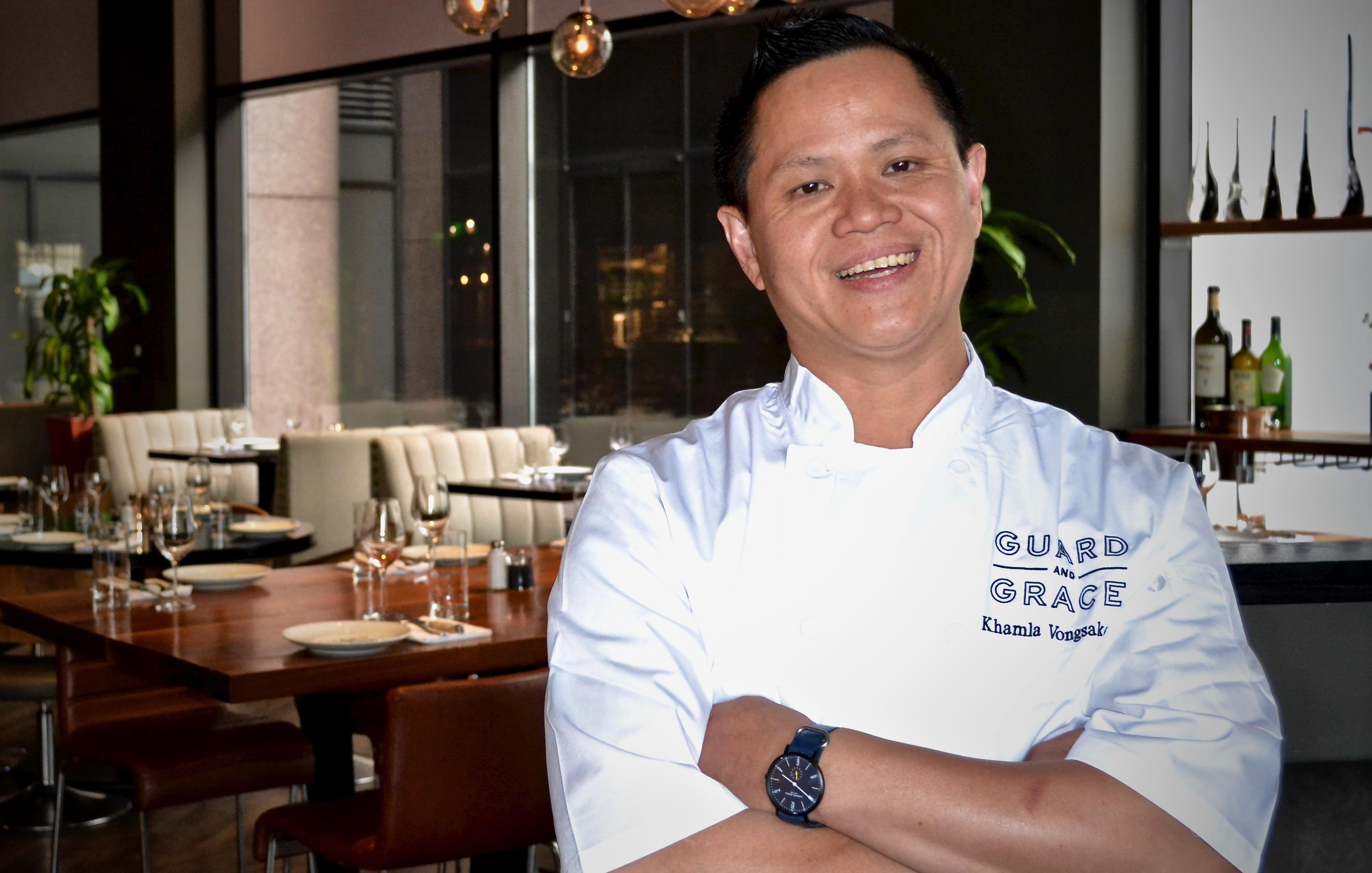 Guard & Grace Lands a New Executive Chef