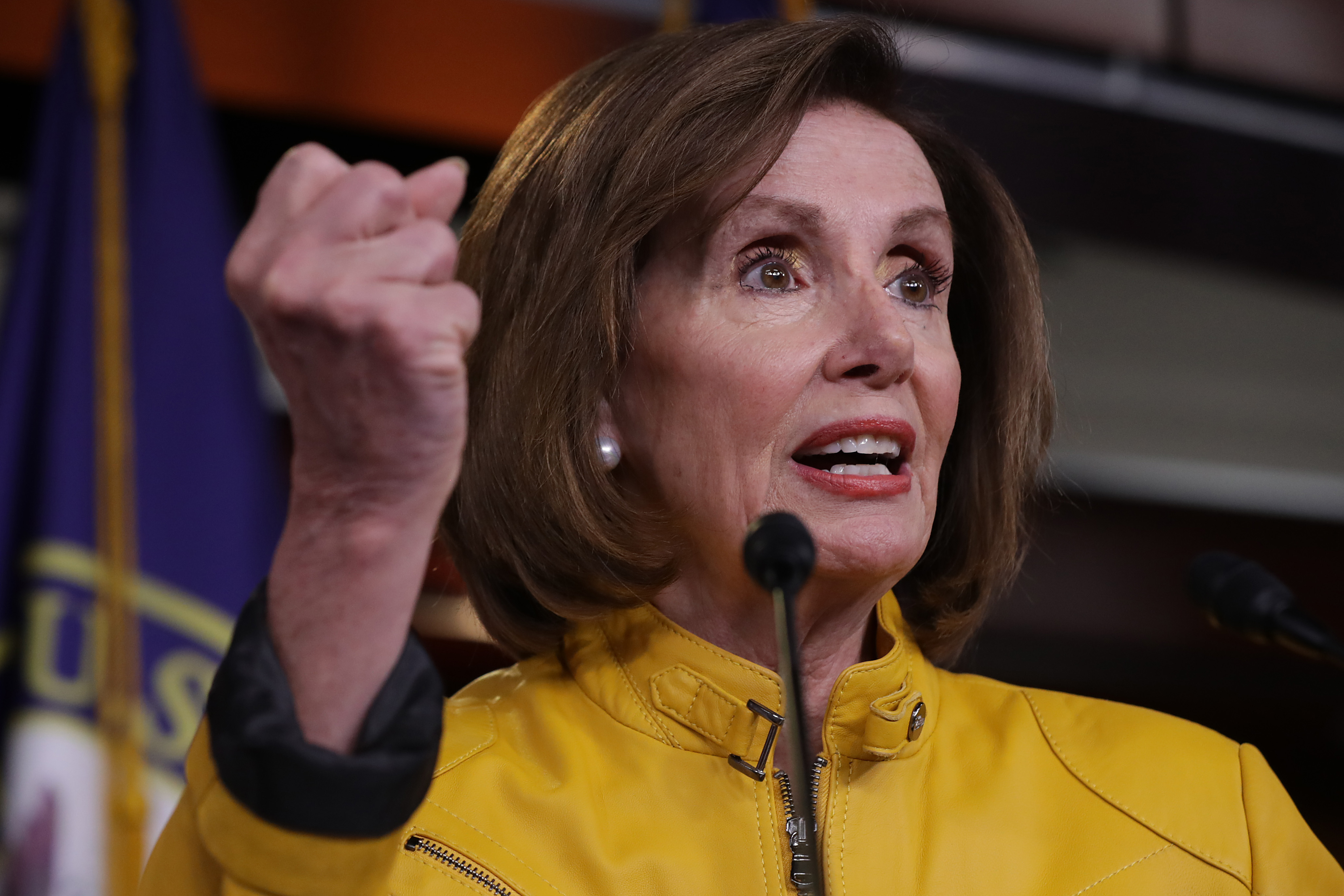 House Democrats want to make accepting dirt on campaign opponents from foreign governments a crime