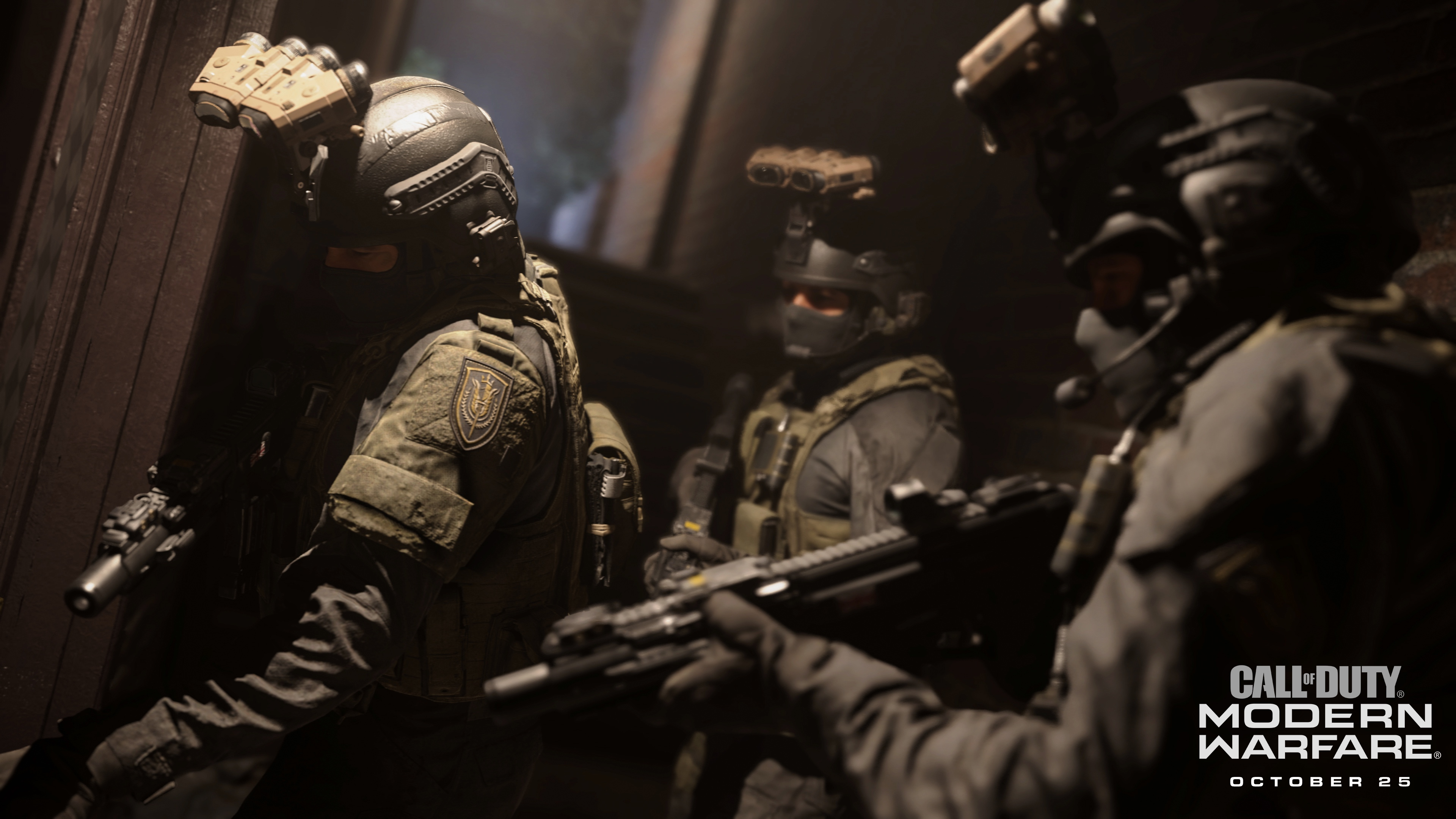 Call of Duty: Modern Warfare pushes realism, but draws the line at chemical weapons