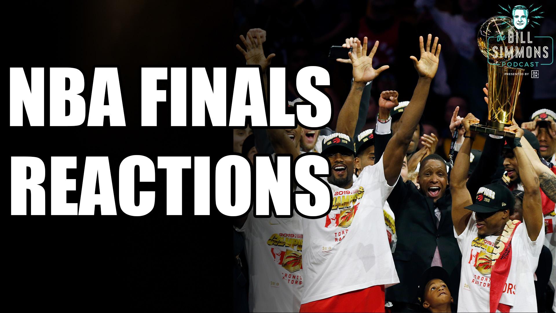 NBA Finals - The Ringer