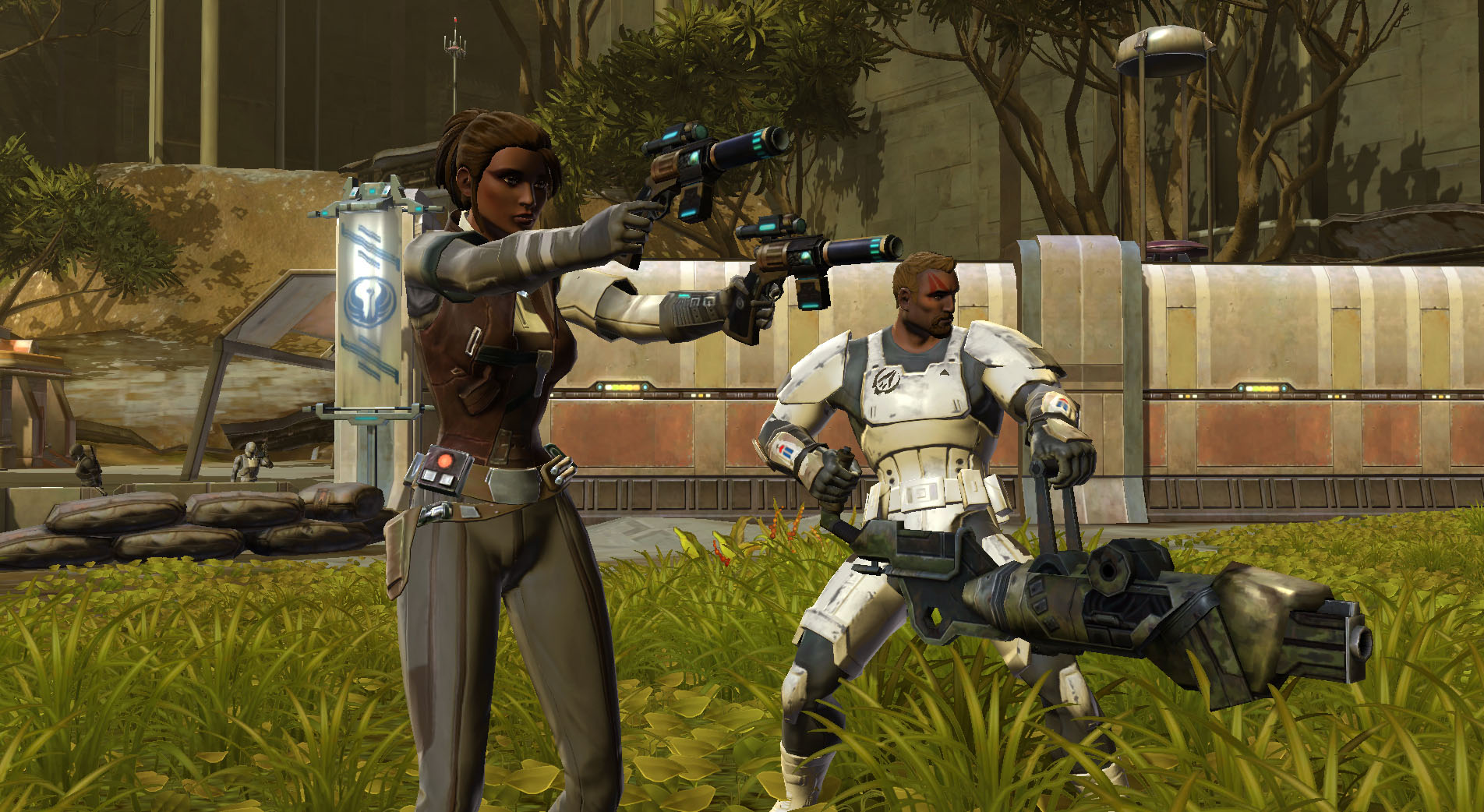 It's a good time to revisit Star Wars: The Old Republic