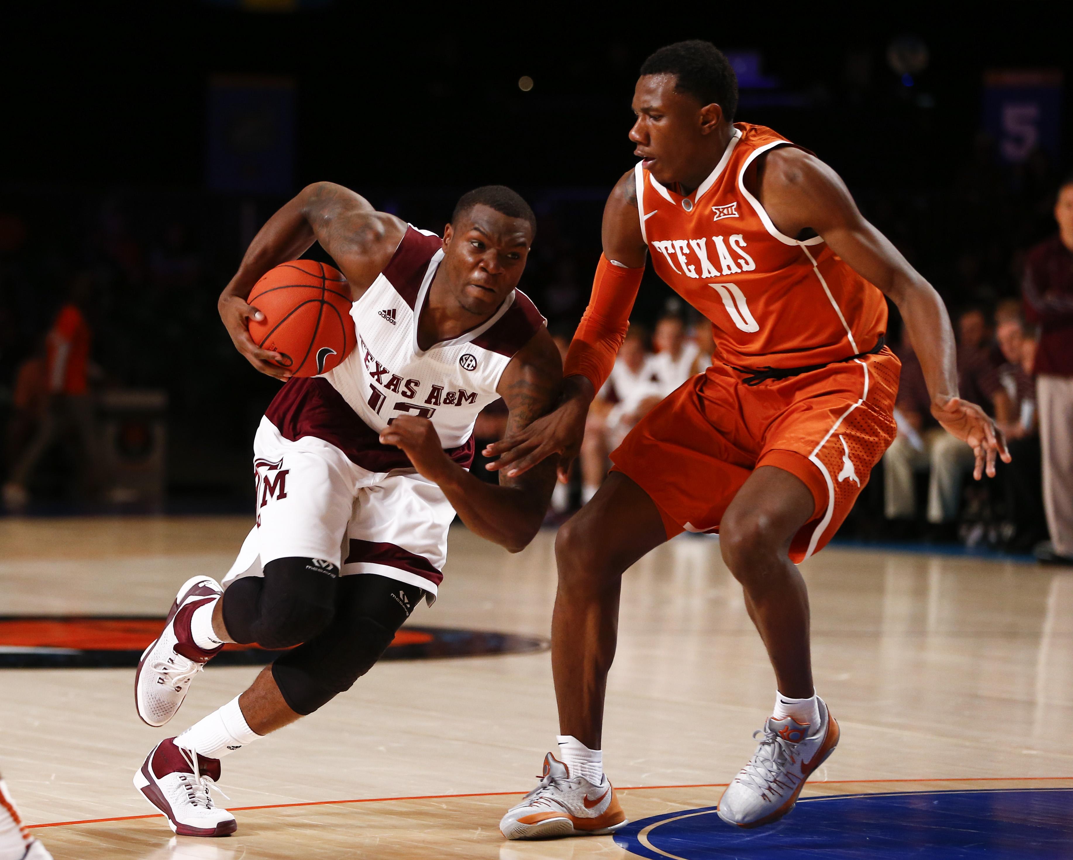 NCAA Basketball: Battle 4 Atlantis-Texas A&M vs Texas