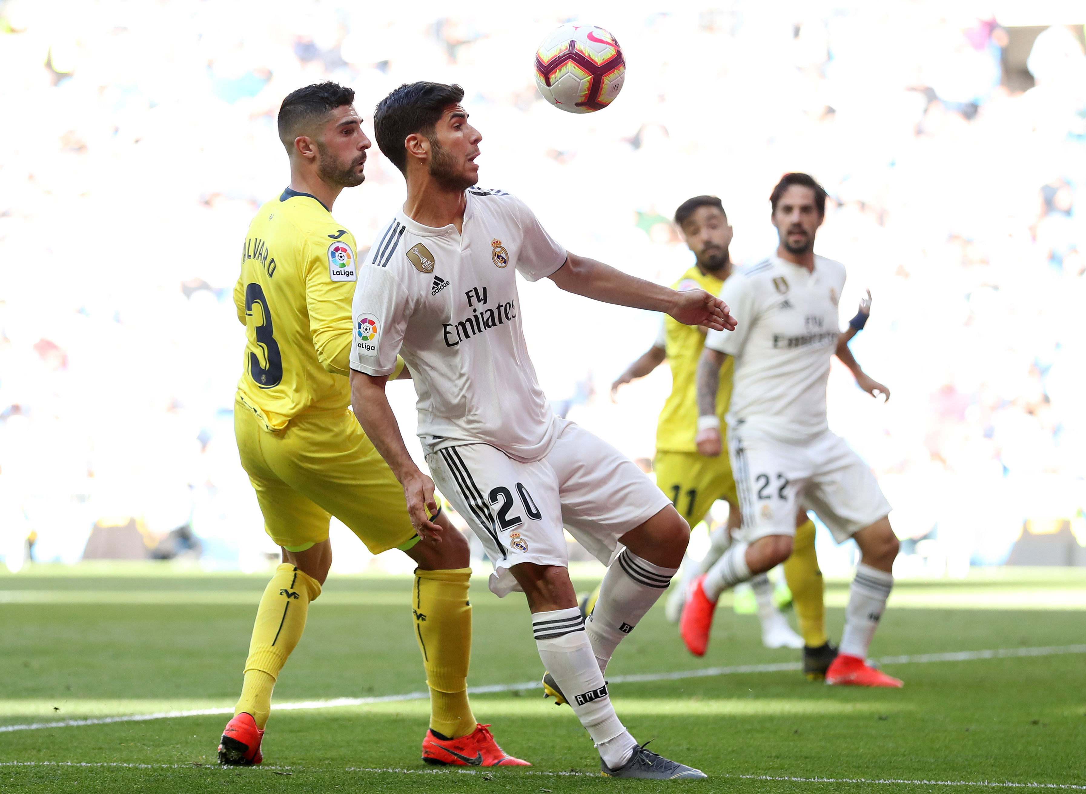 Rumour Mongering: Liverpool Can Sign Marco Asensio for £80million