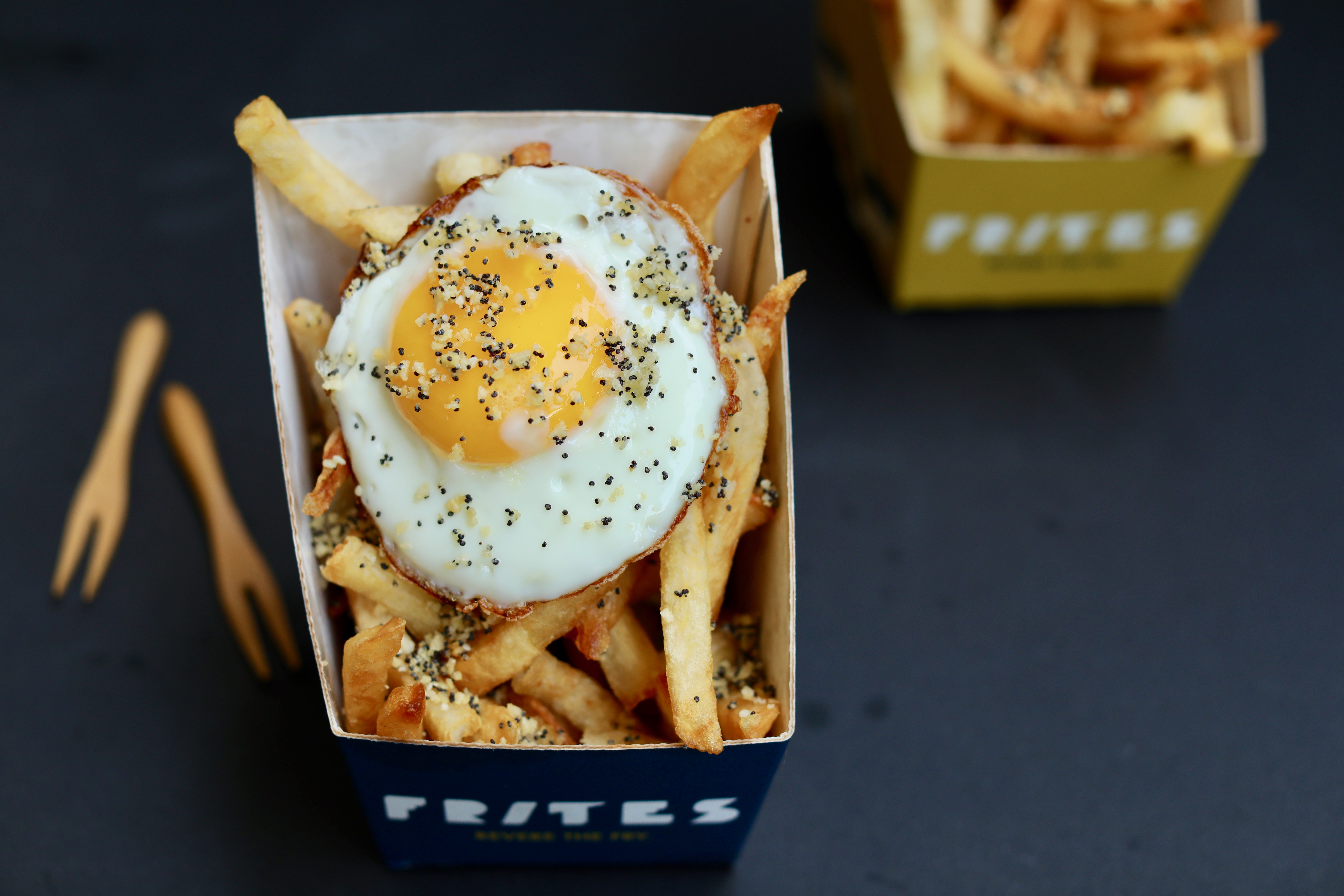 Revealed: The French Fry-Only Menu Headed to the Strip