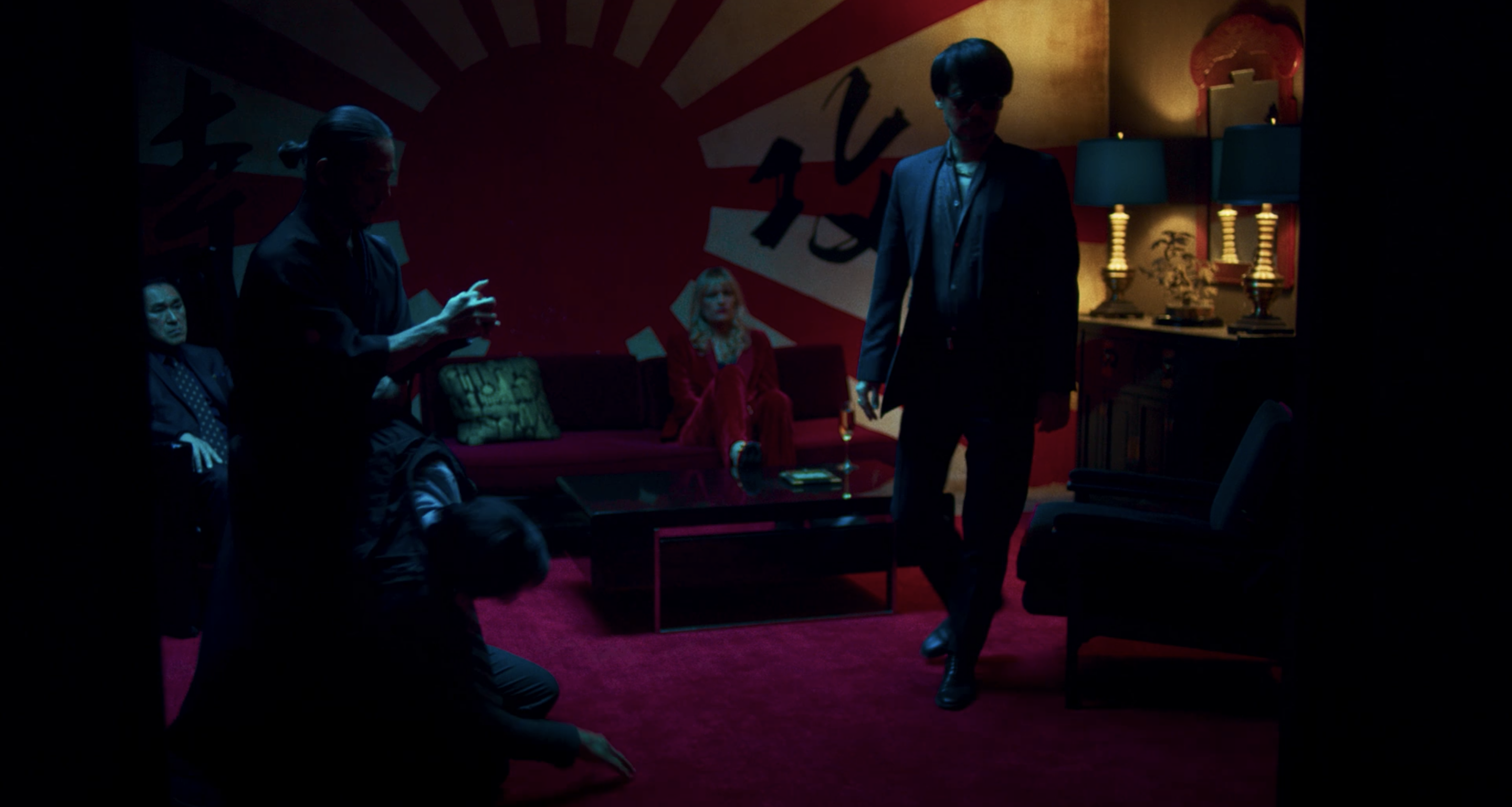 How to watch Hideo Kojima's cameo in Too Old to Die Young