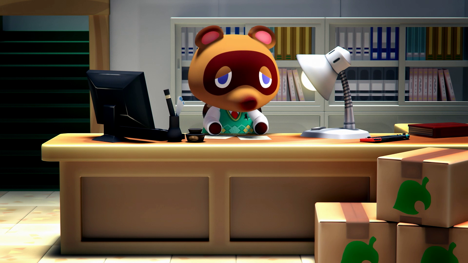 Nintendo says Animal Crossing fans have got Tom Nook all wrong