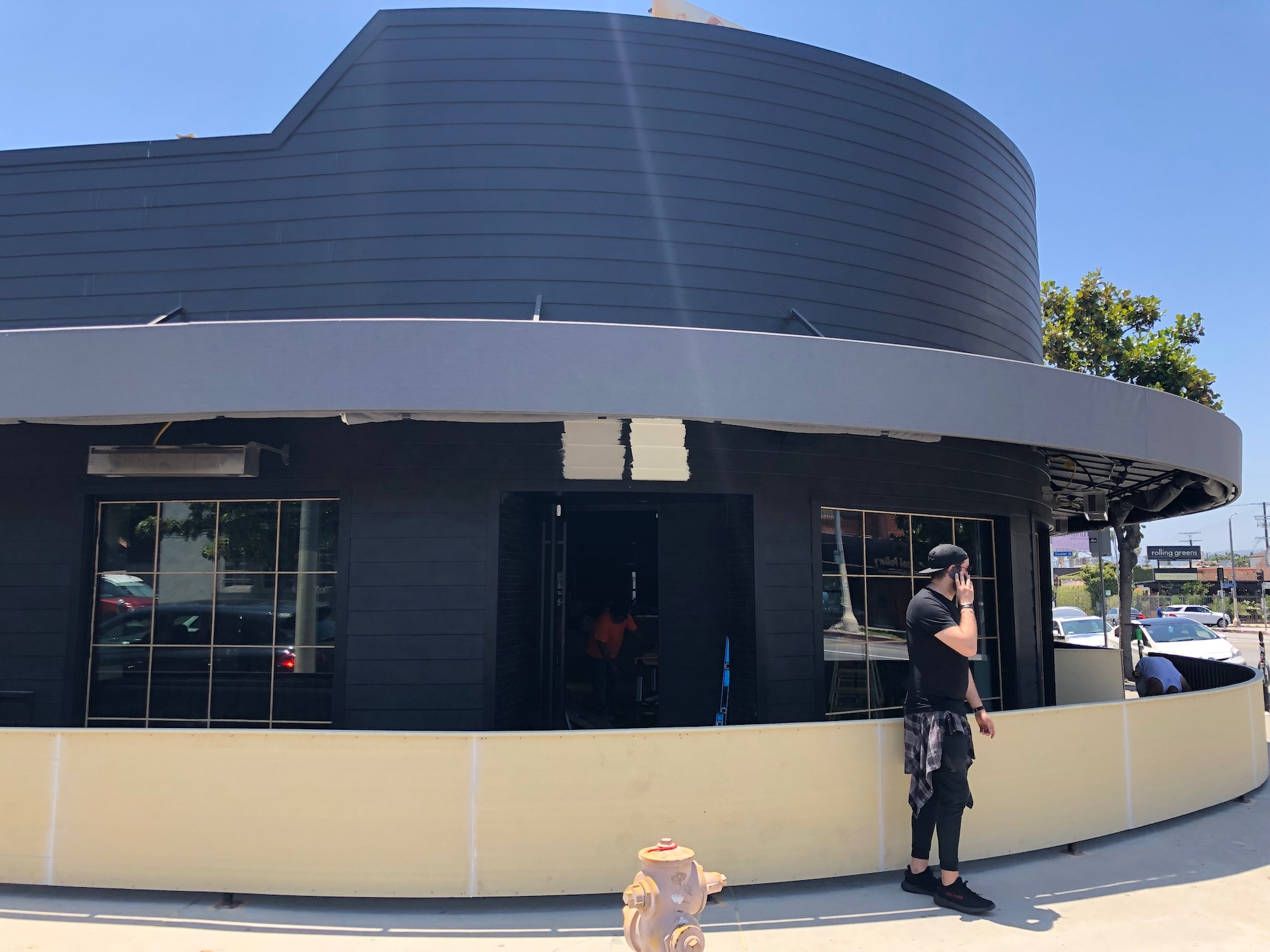 Beverly Boulevard's Closed BLD Space Gets New Chance to Begin Again