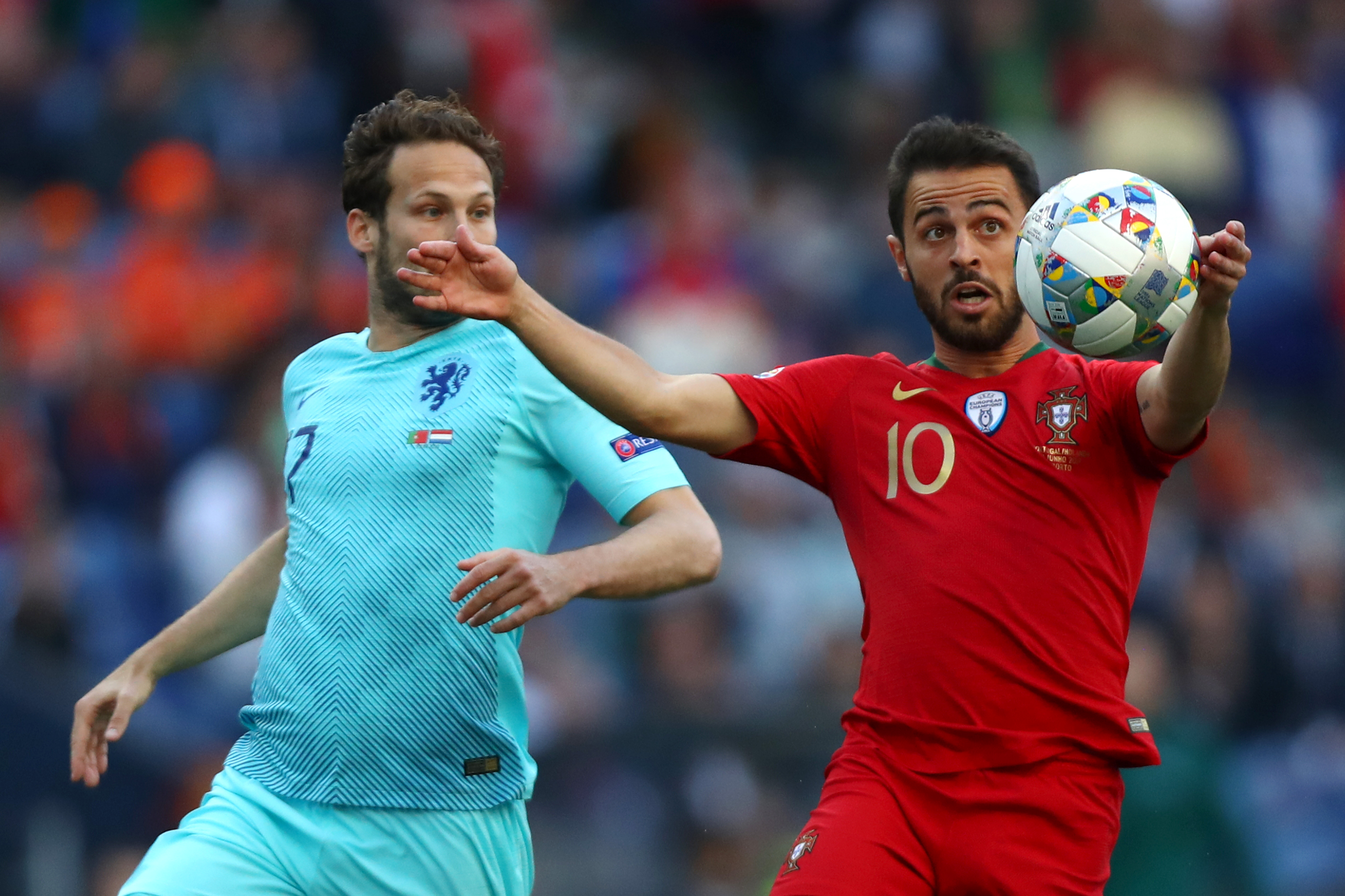 Bernardo Silva Ready to Take Man City and Portugal Forward