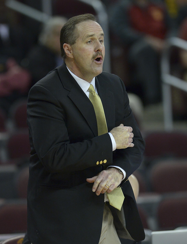 NCAA Basketball: Idaho at Southern California