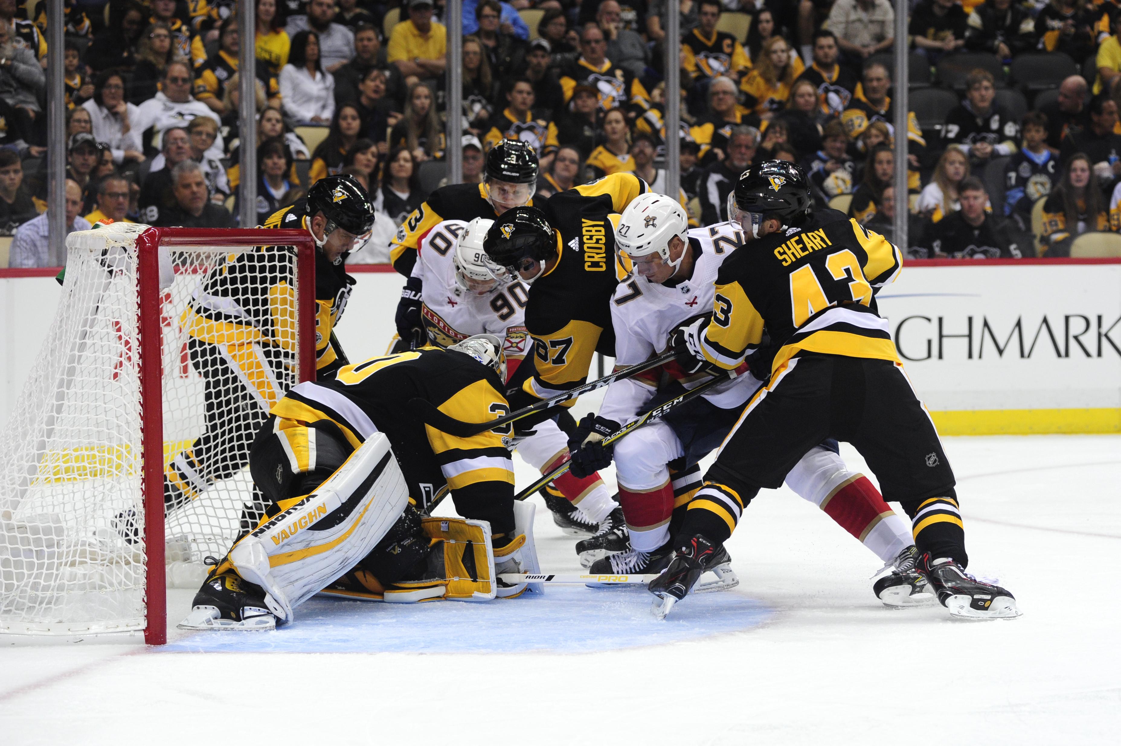 Florida Panthers v Pittsburgh Penguins