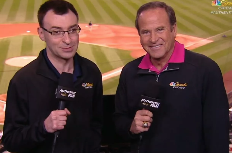 21e8e66928c Jason Benetti's dream to be White Sox voice has come true, but there's  still more he wants to do