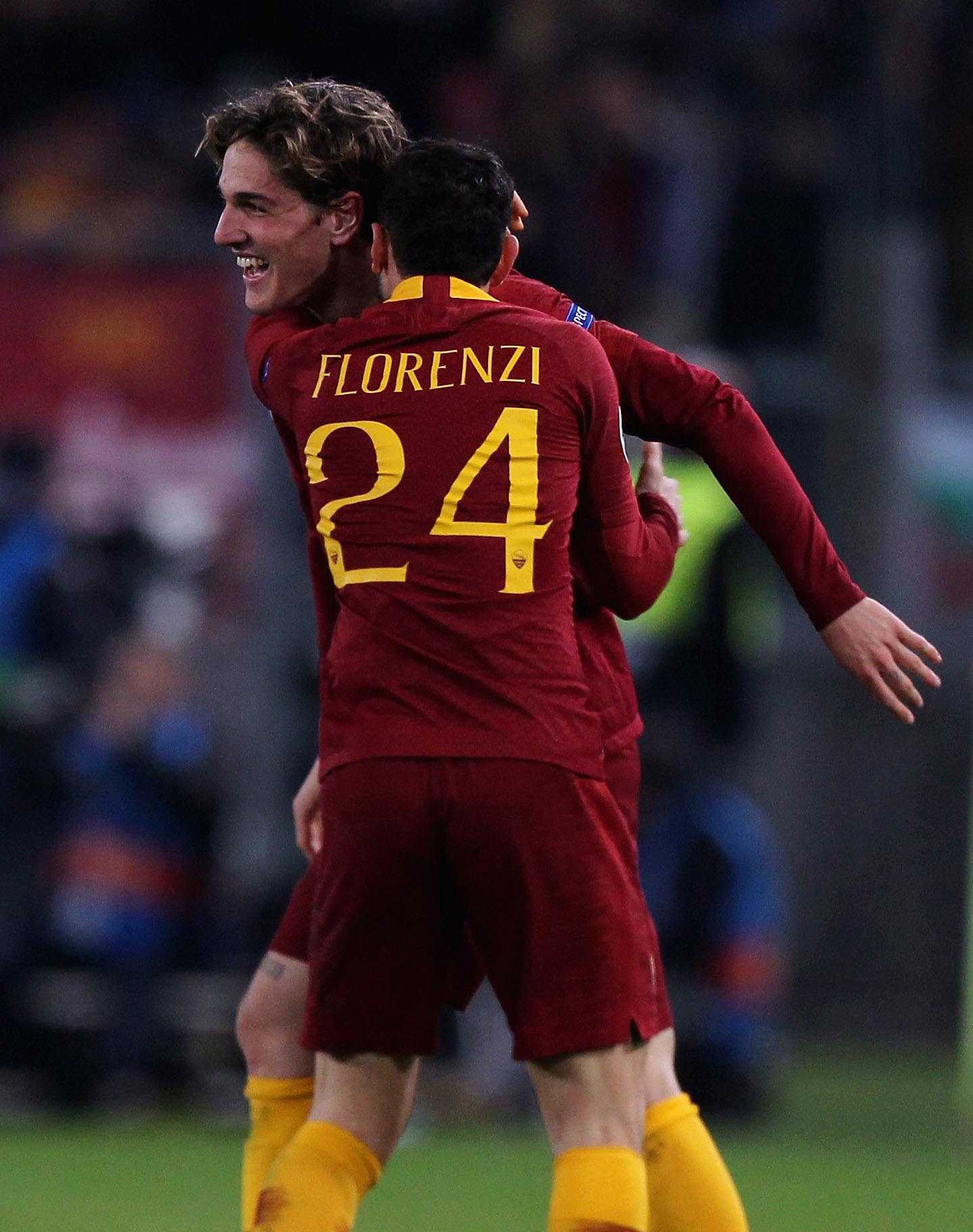 AS Roma v FC Porto - UEFA Champions League Round of 16: First Leg