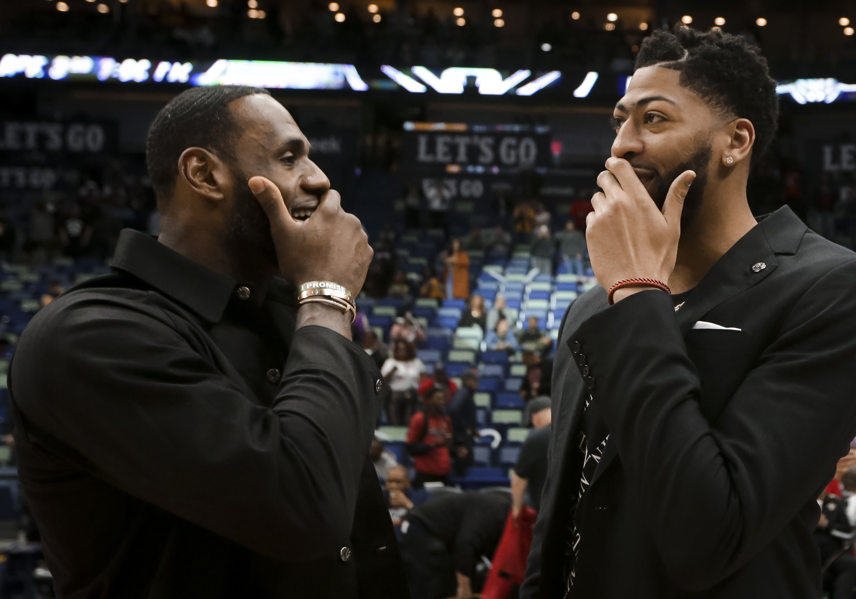 Anthony Davis turns the Lakers back into the NBA's premier free agent destination