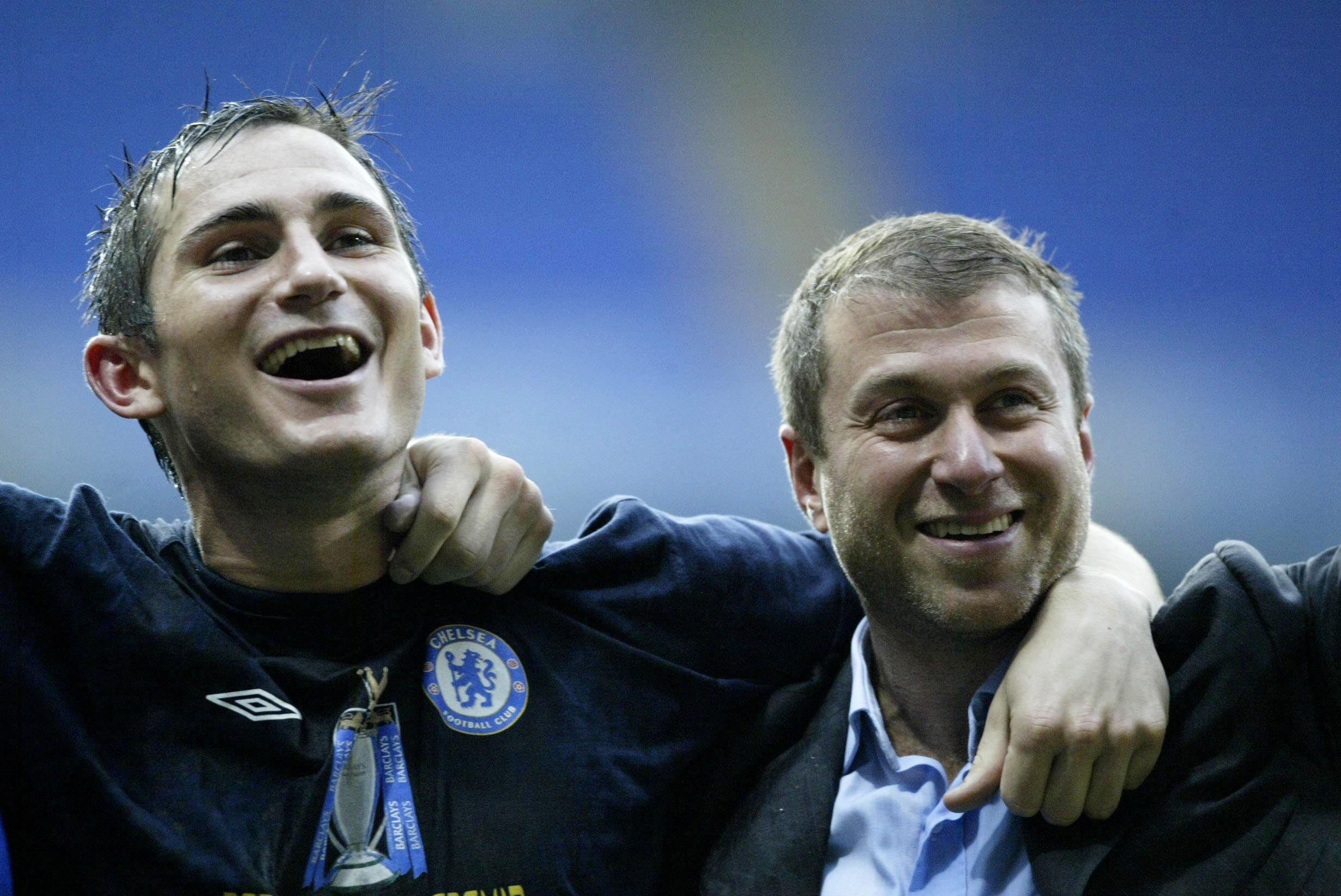 Abramovich personally assures Lampard of 'at least two seasons' at Chelsea — report