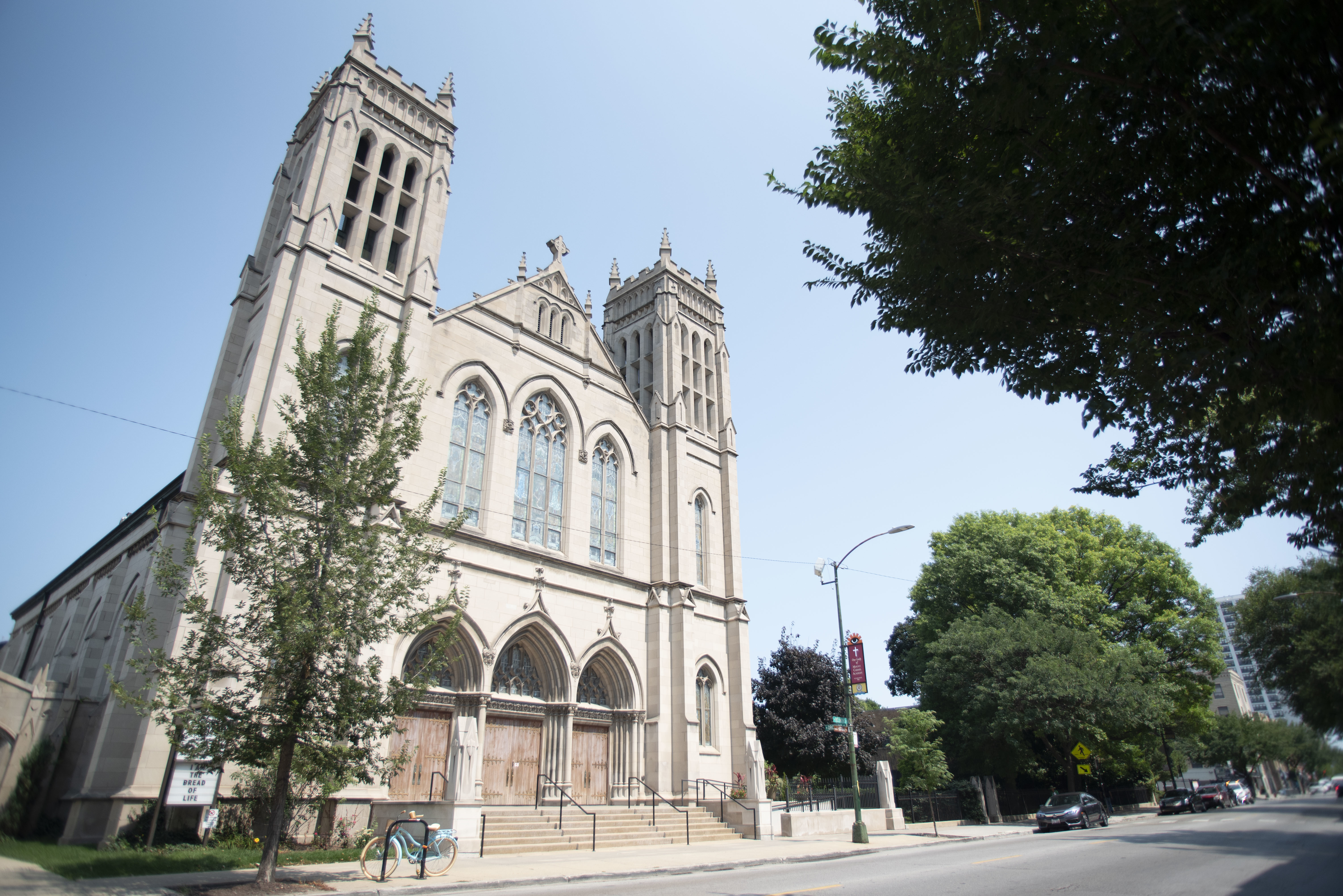 Our Lady of Mount Carmel Church, 708 W. Belmont Ave., Chicago